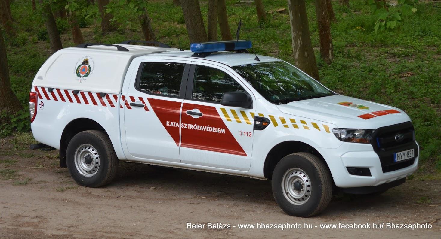 Ford Ranger XL 2.2 TDCI – KMSZ