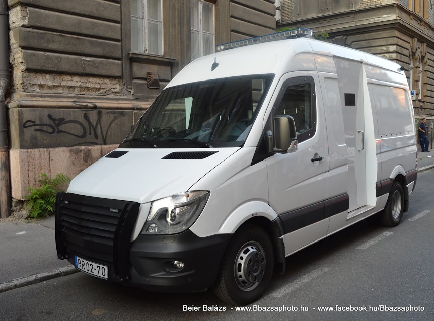 Mercedes Sprinter – VIP