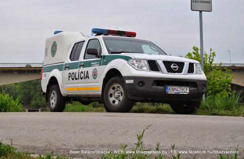 Szlovákia – Rendőrség