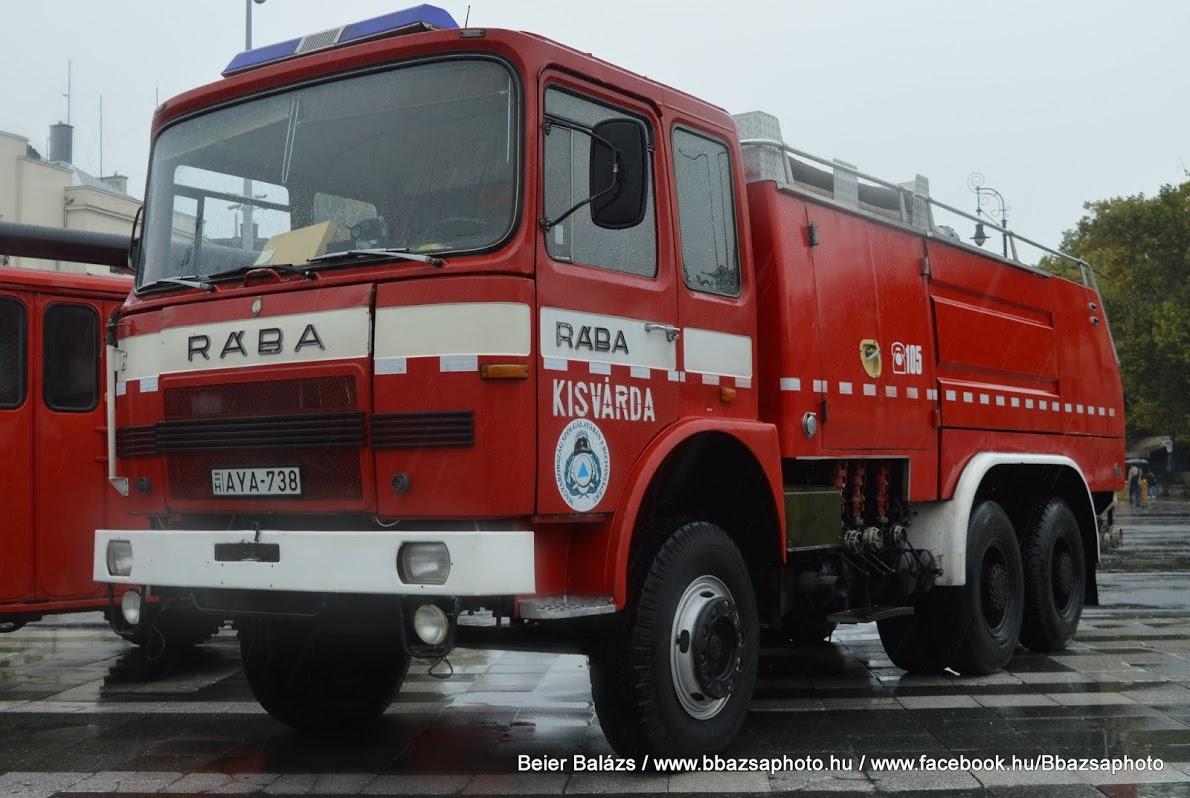 RÁBA 26.230 TÜ-4 – Kisvárda