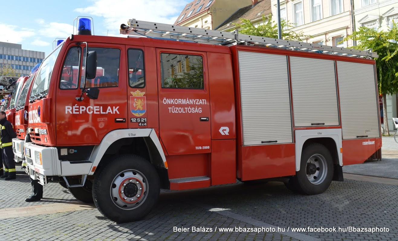 Steyr 12s21 4×4 Rosenbauer