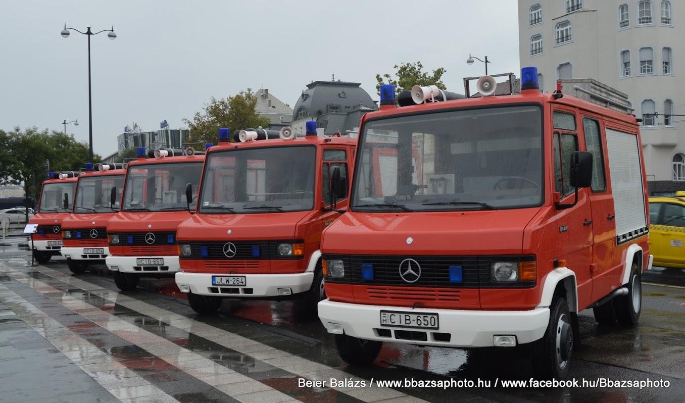 Mercedes 814 Rosenbauer / Heros