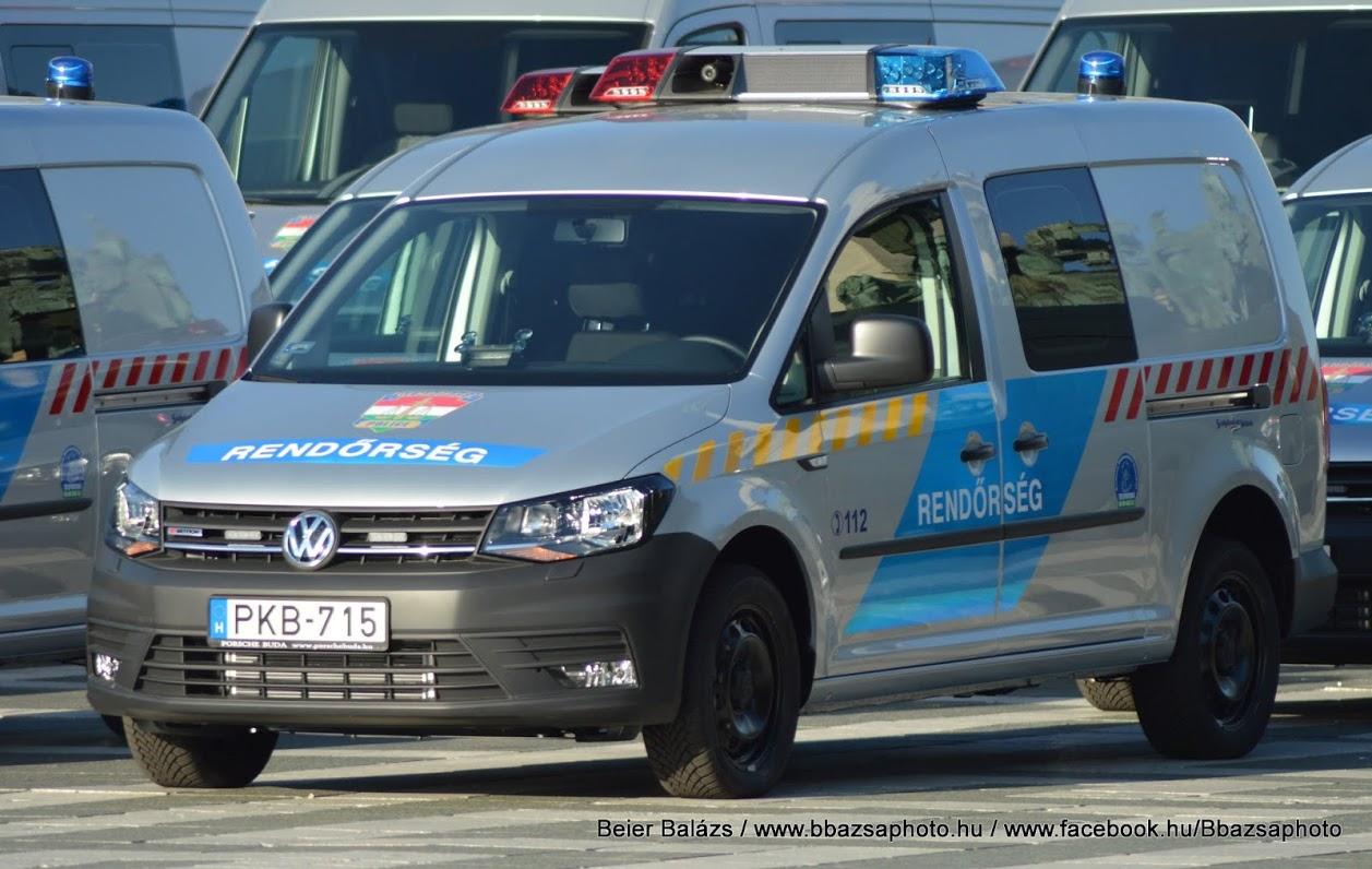 Volkswagen Caddy Hella – KR