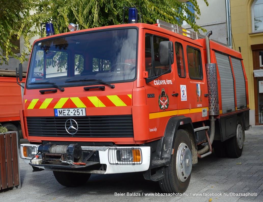 Mercedes 1320 – Csénye ÖTE
