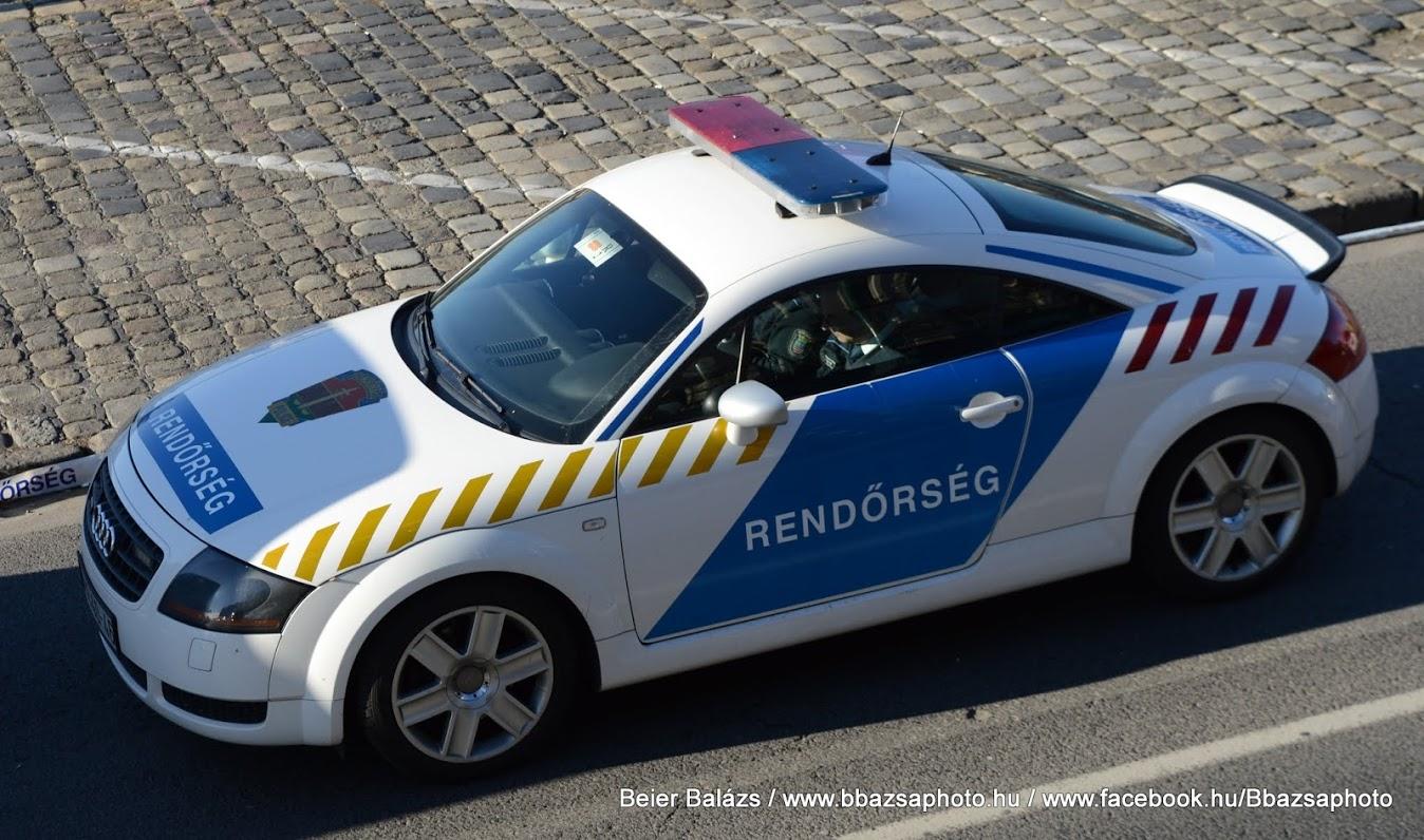 Audi TT – Győr 1.széria
