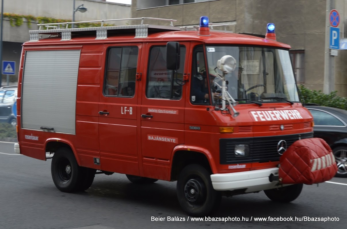 Mercedes Rosenbauer 400 / 500 – ÖTE