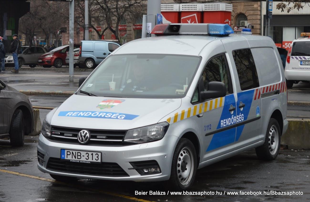 Volkswagen Caddy – KR Hella II