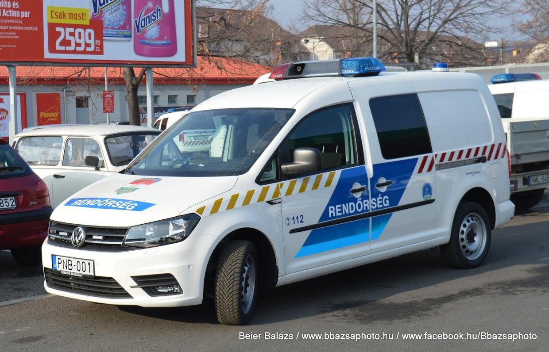 Volkswagen Caddy (fehér) – Hella