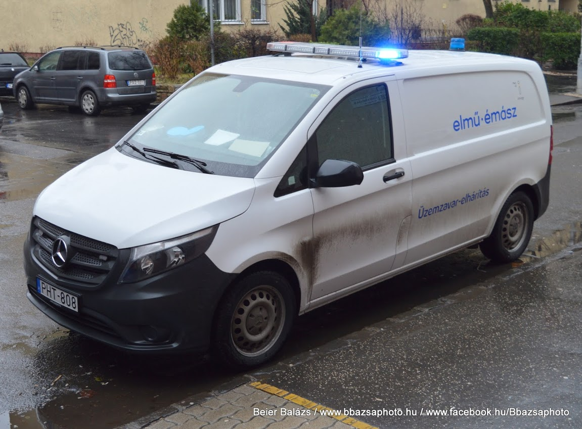 Mercedes Vito 114 – LED – ELMŰ