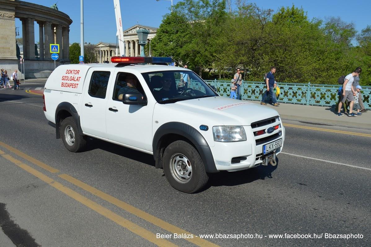 Ford Ranger – Doktor szolgálat