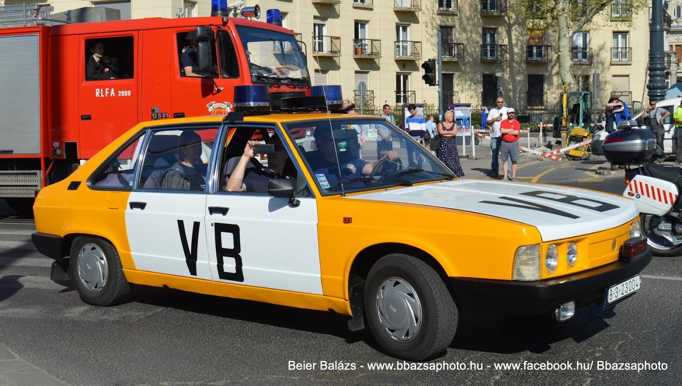 Vb kocsik Budapesten.