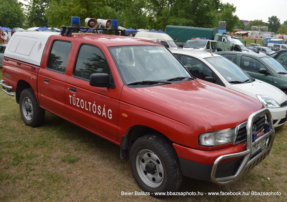 Mazda B2500 – Gödöllő