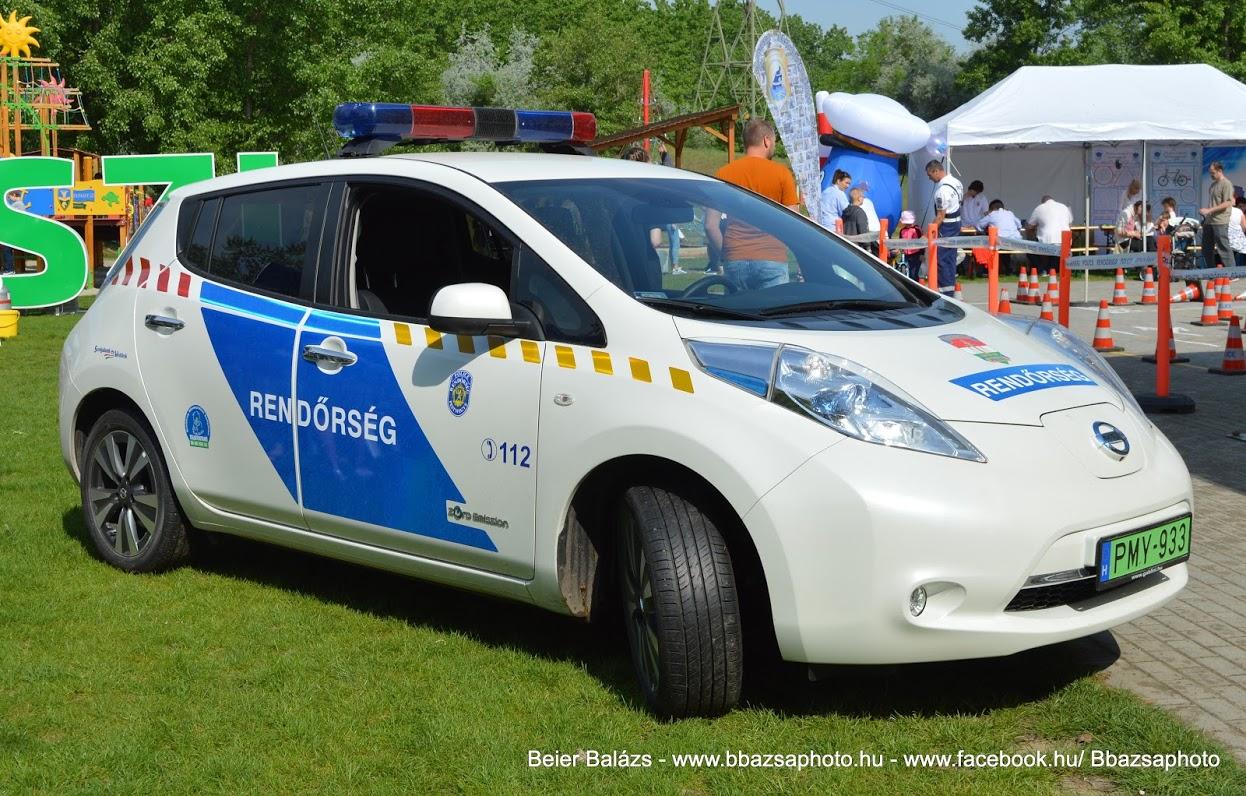 Nissan Leaf – Zsámbék