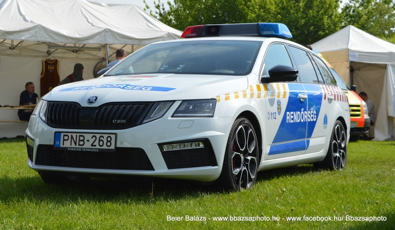 Skoda Octavia III facelift combi vRS