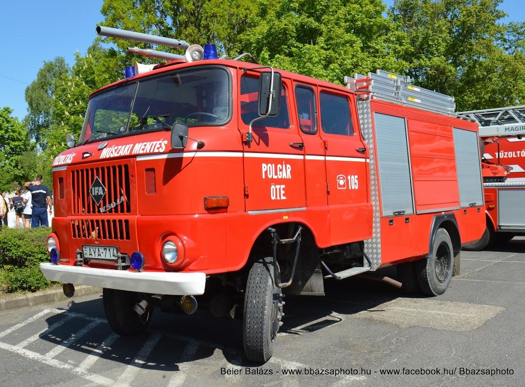 IFA W50 – Polgár ÖTE