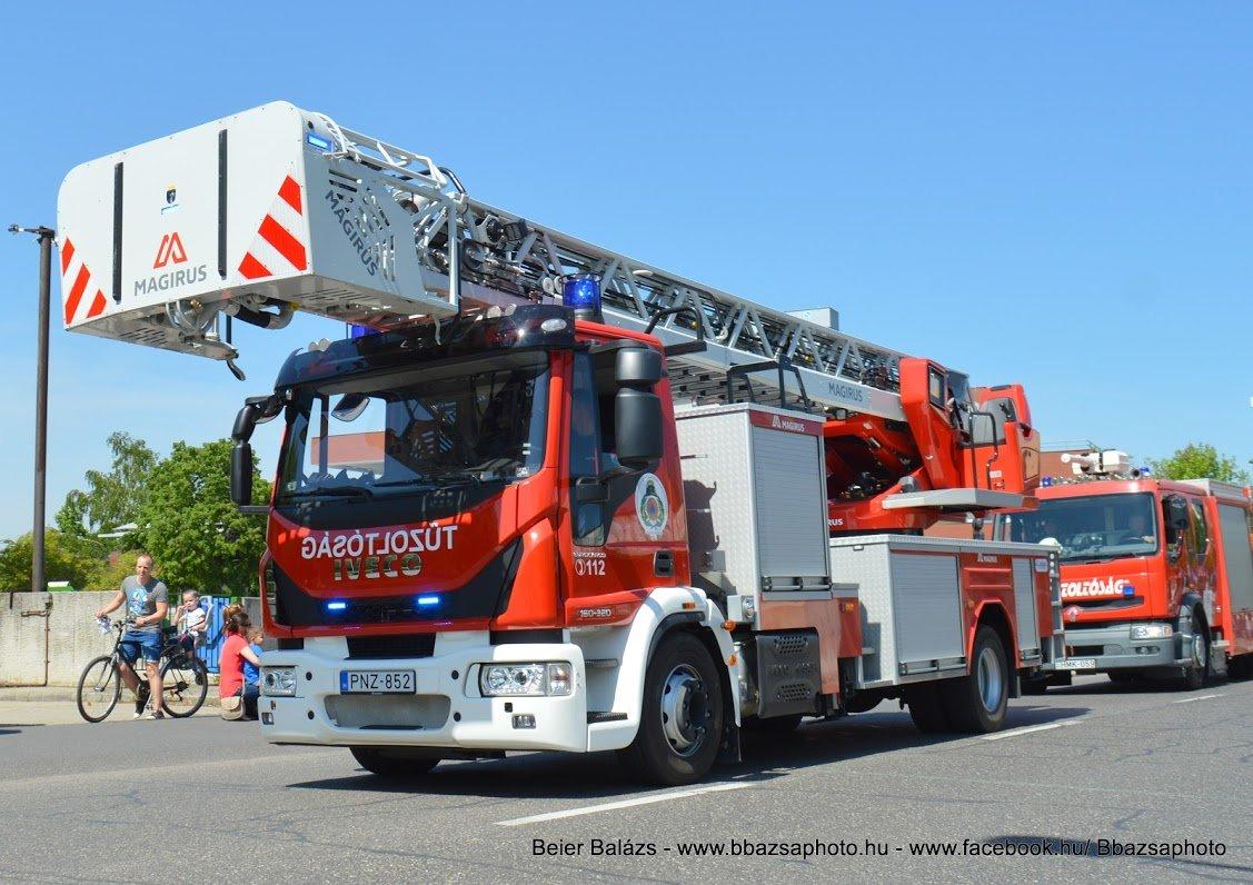 Iveco Eurocargo 160/320 – Magirus M32L-AS