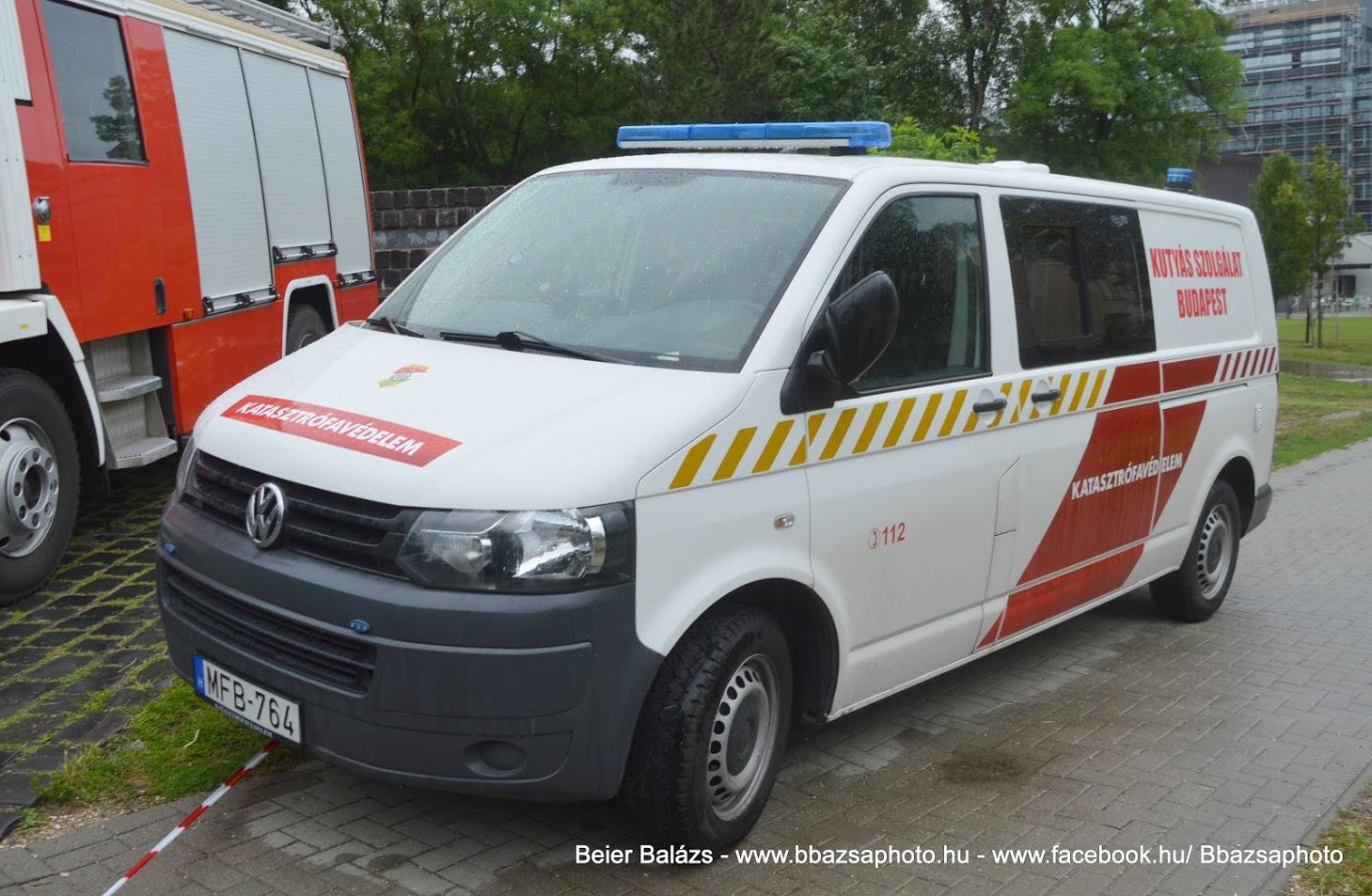 Volkswagen Transporter T5 facelift – Kutyás