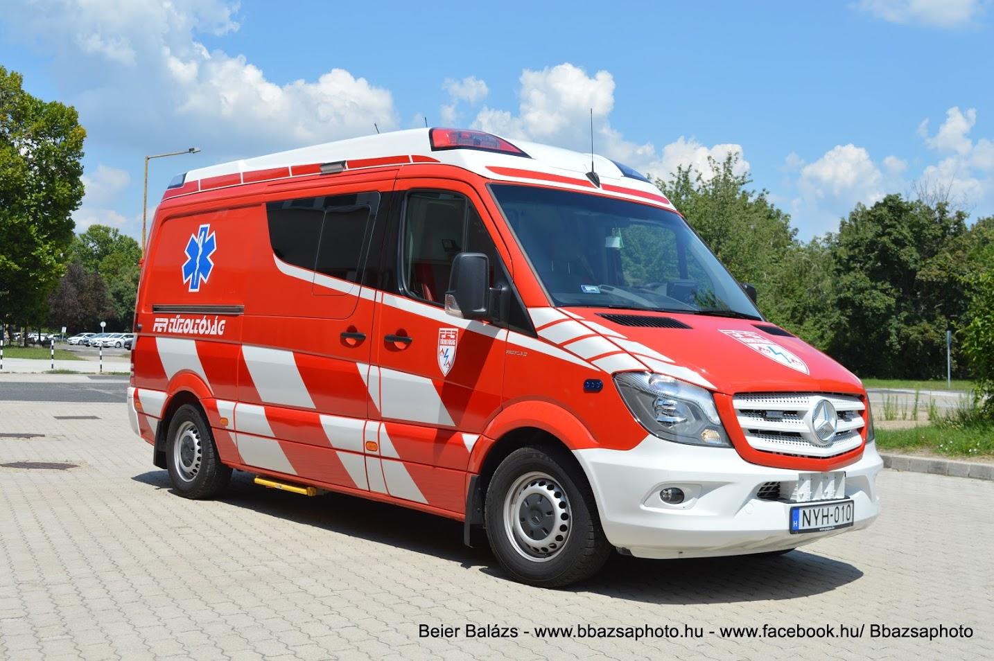 Mercedes Sprinter Profile – FER Eü szolgálat