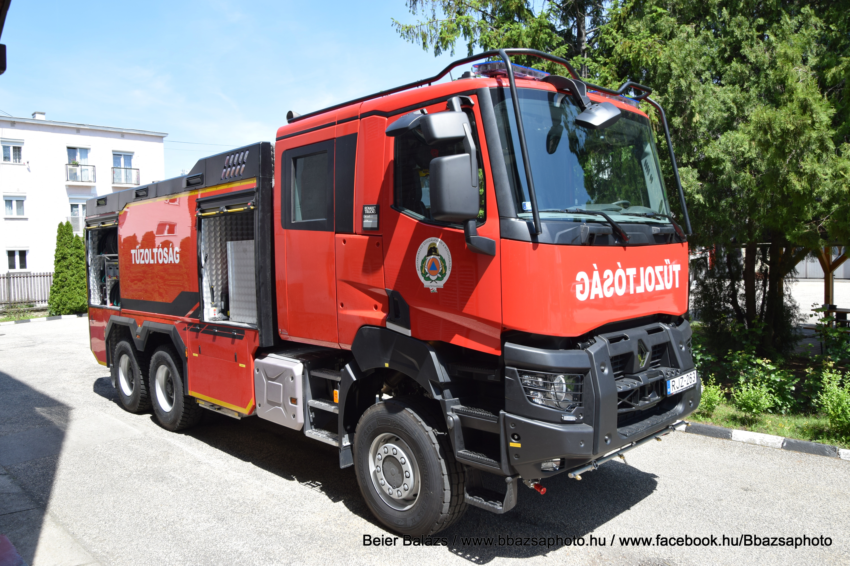 Renault K – BM Heros D7