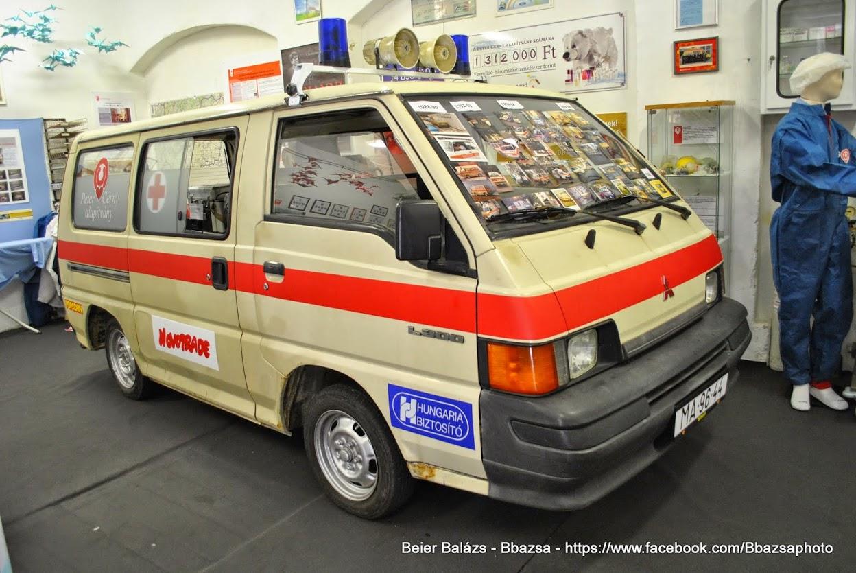 Mitsubishi L300 – Peter Cerny