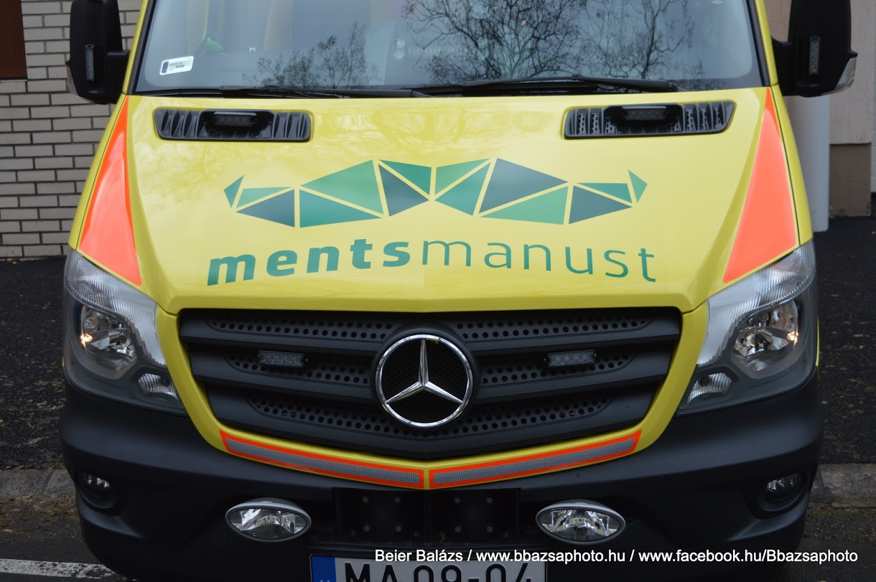 Mercedes Sprinter Profile – Movember autó.