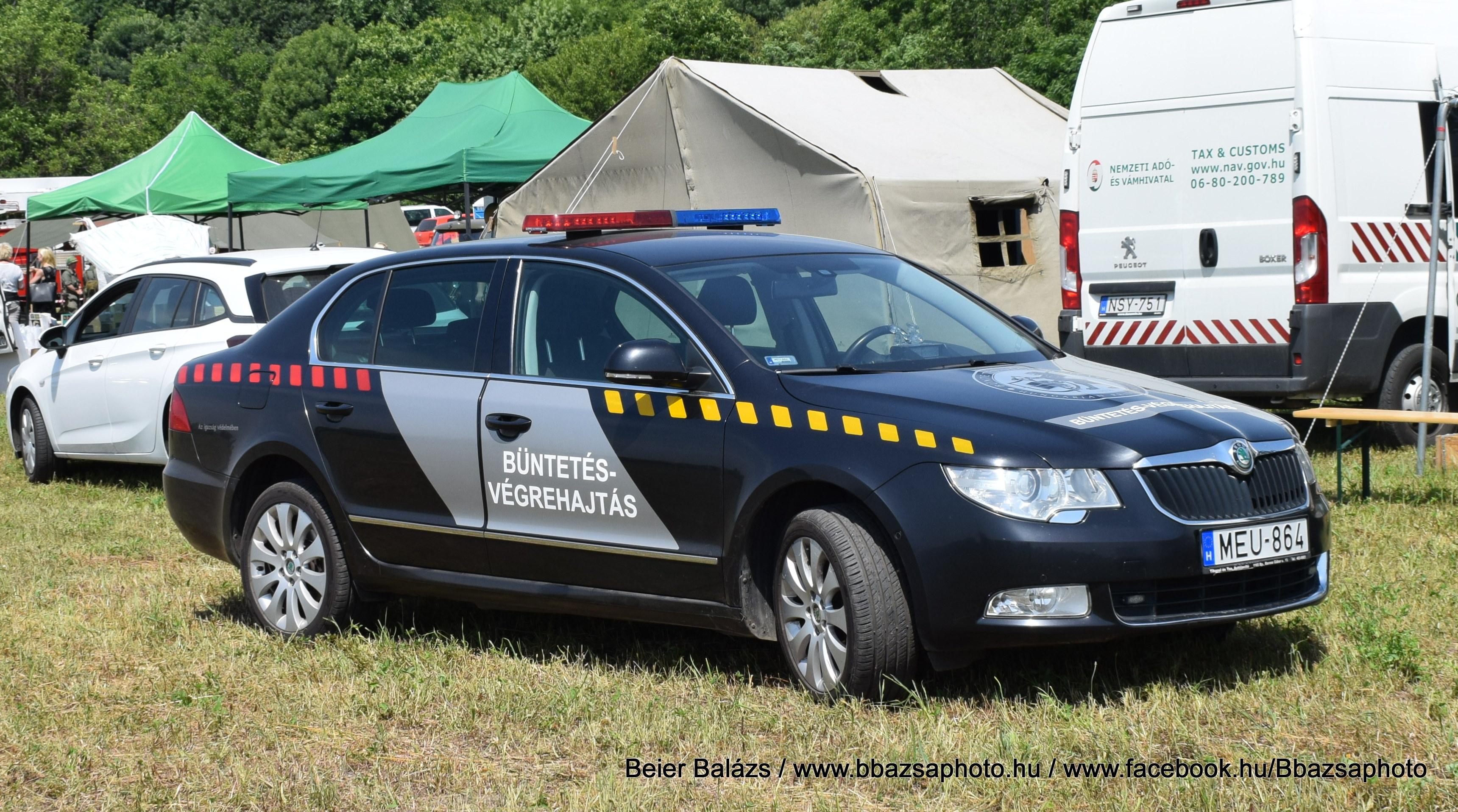 Skoda Superb – Büntetés Végrehajtás