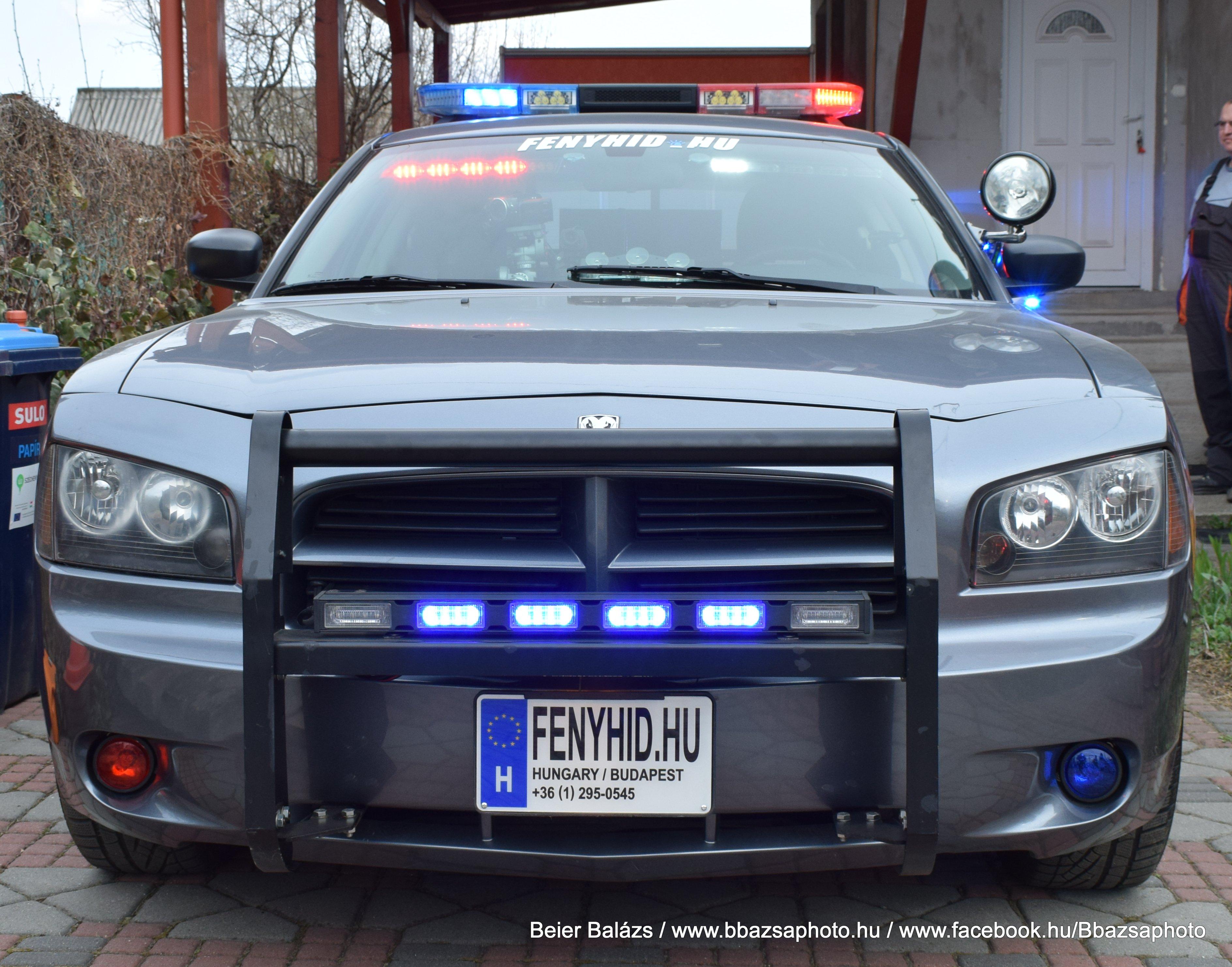 Dodge Charger – demo autó