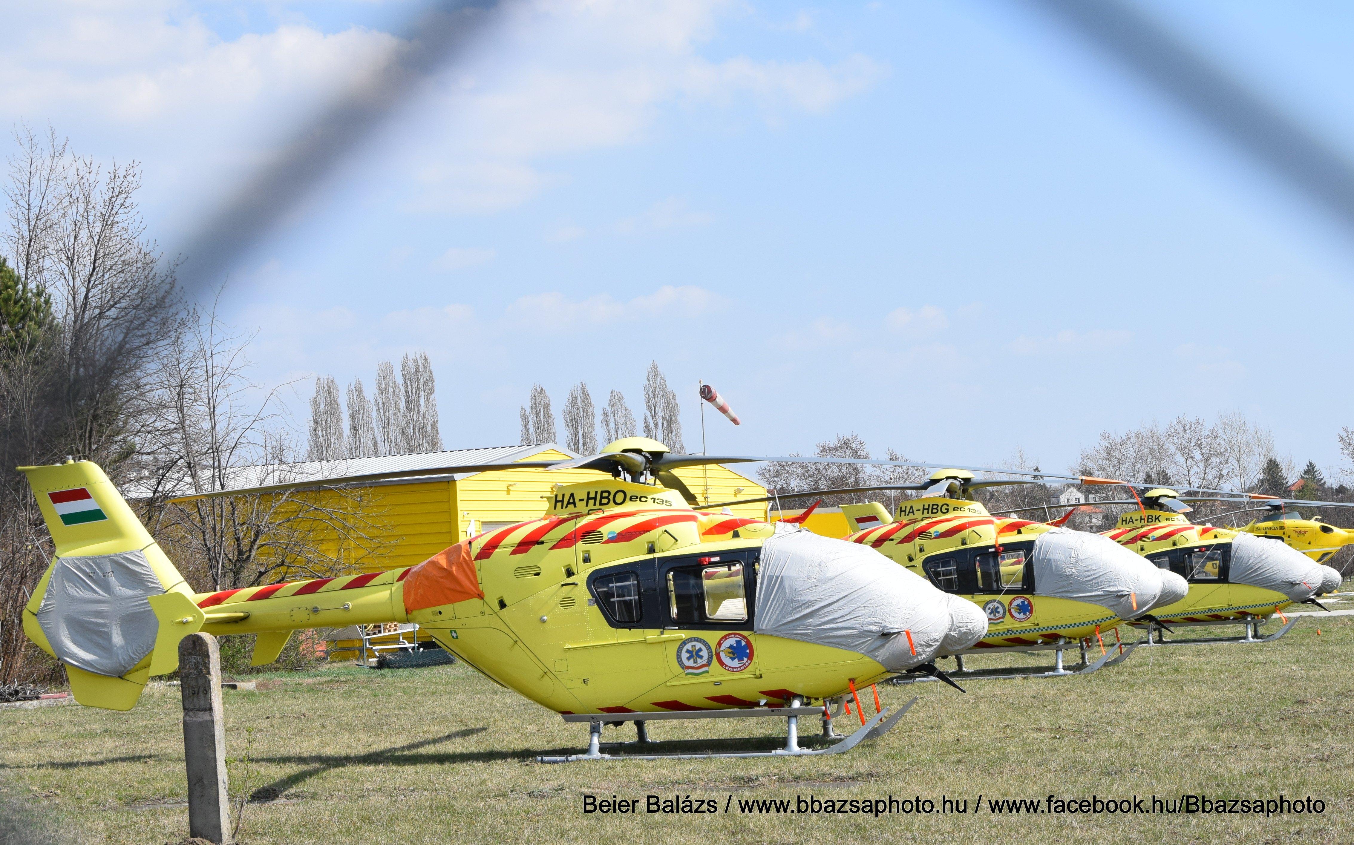 Eurocopter EC 135T2 – Ex Norvég