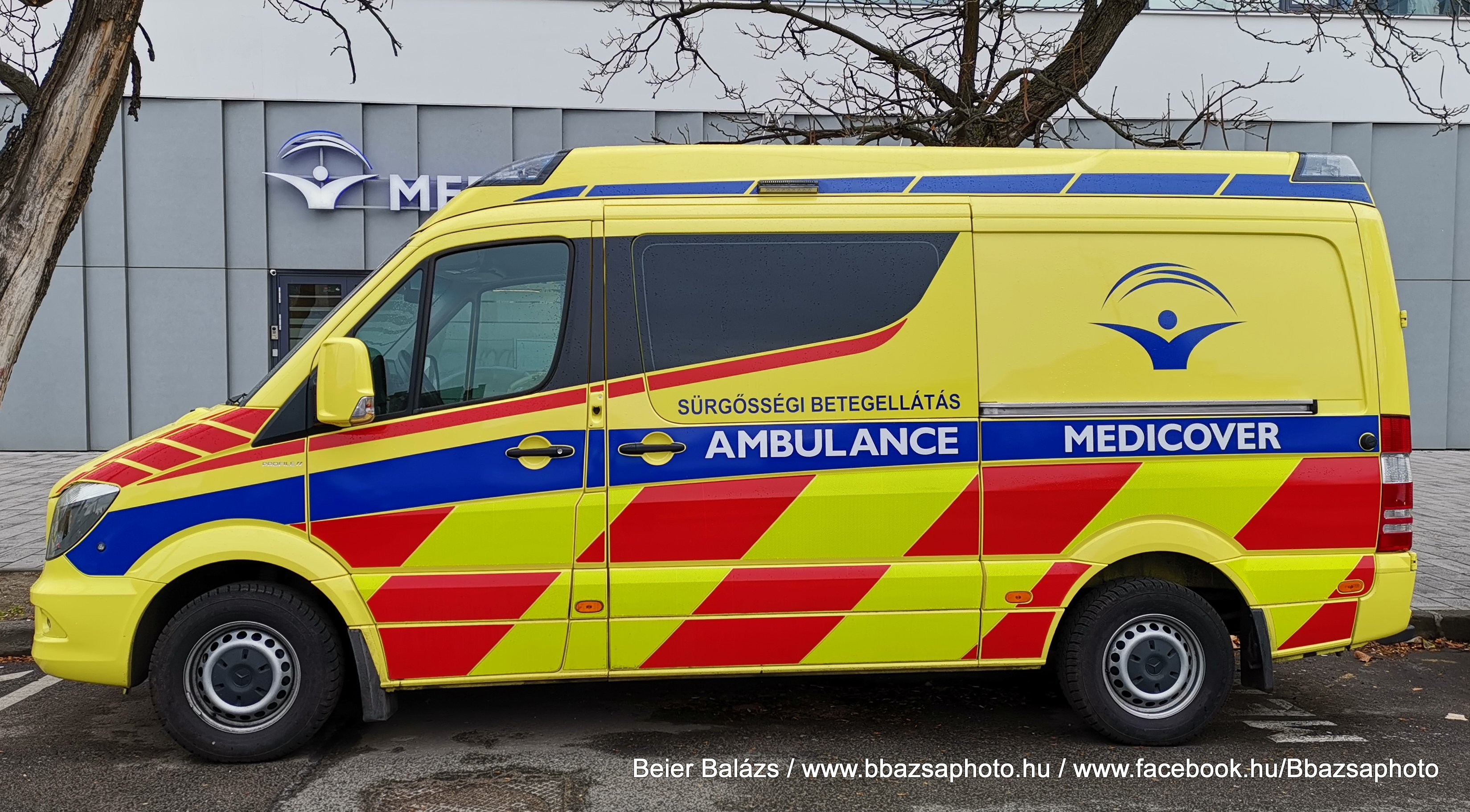 Mercedes Sprinter Profile – Medicover