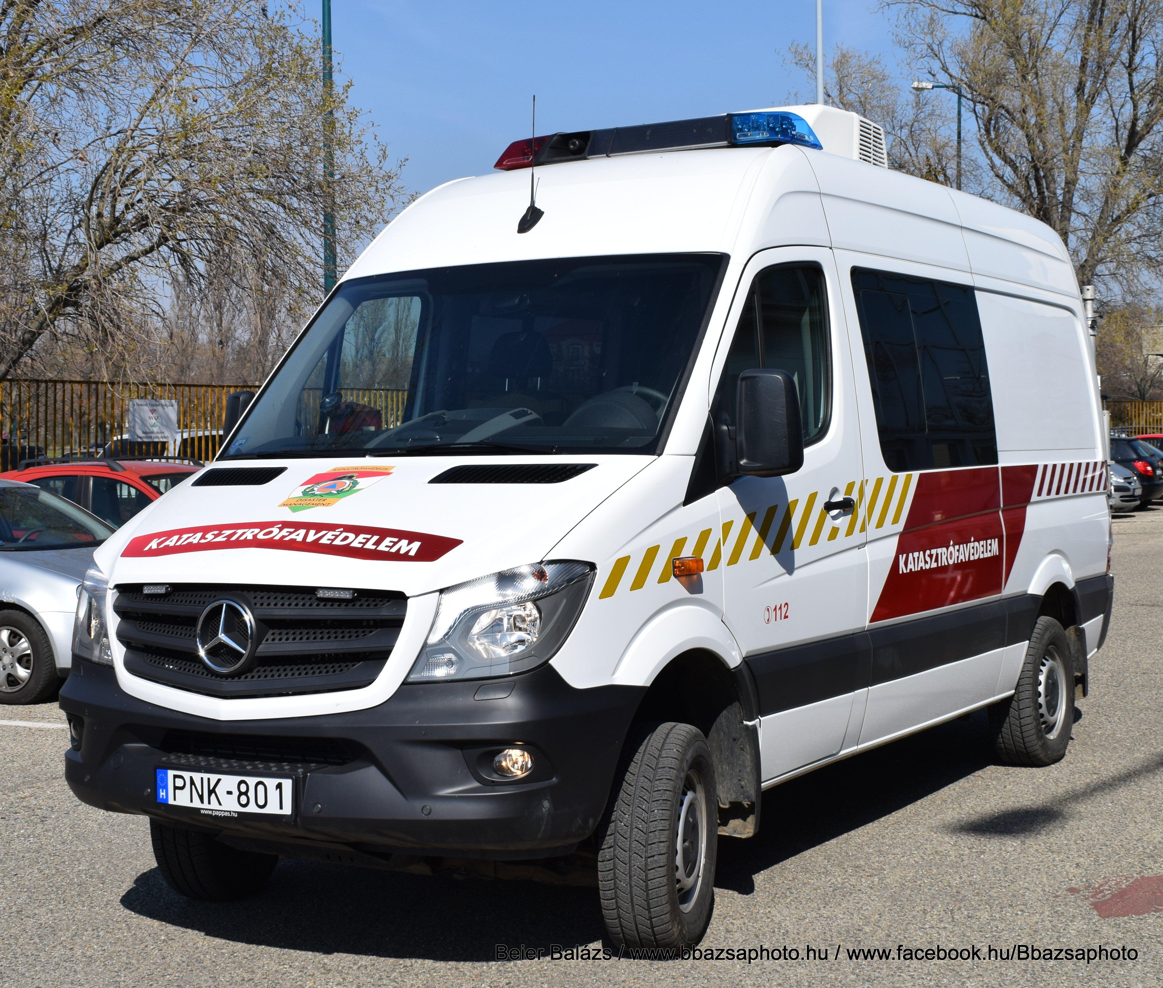 Mercedes Sprinter 313 4×4 – MVP