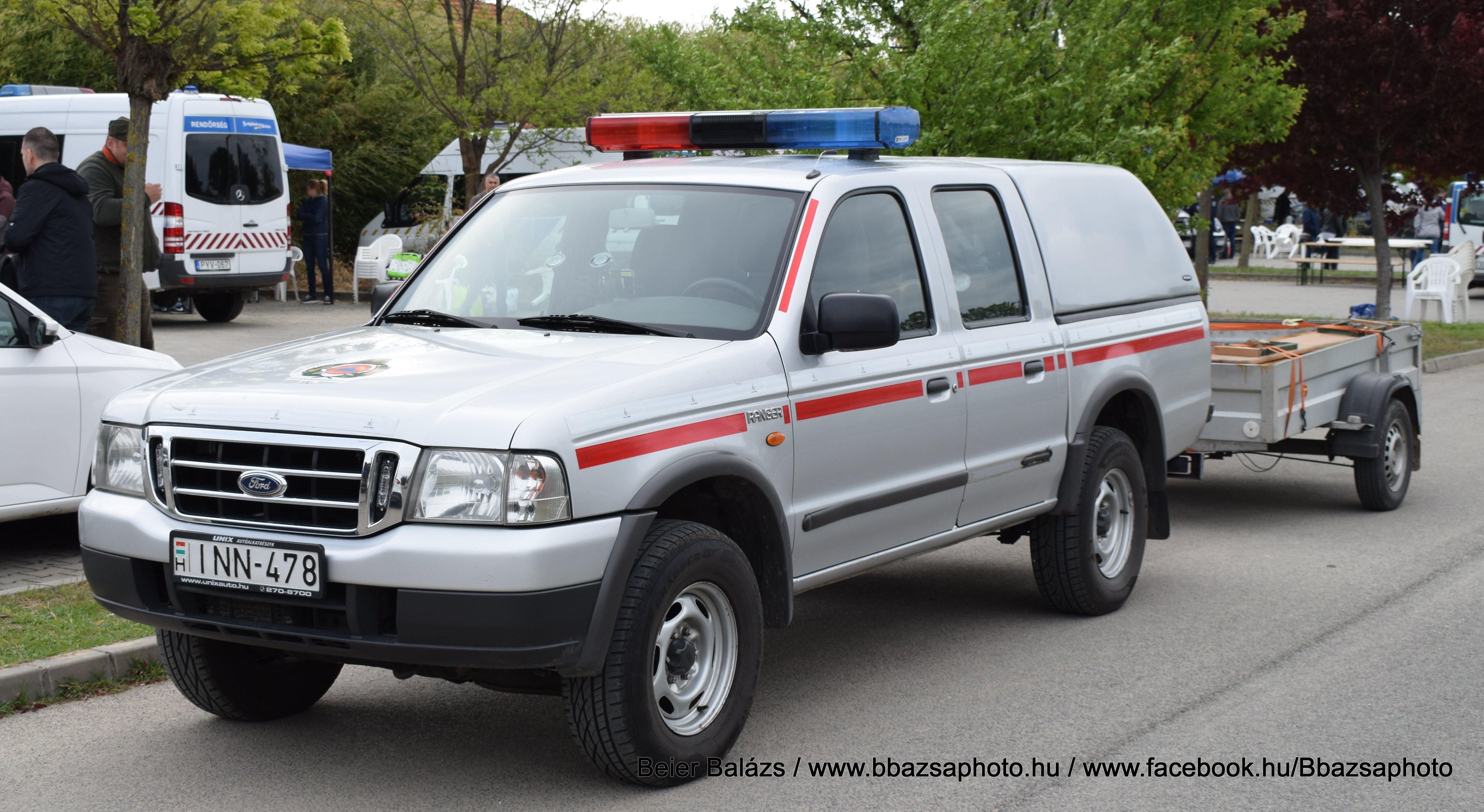 Ford Ranger – Cegléd