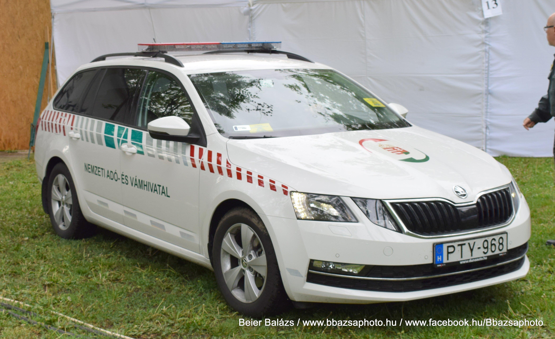 Skoda Octavia kombi III facelift – NAV