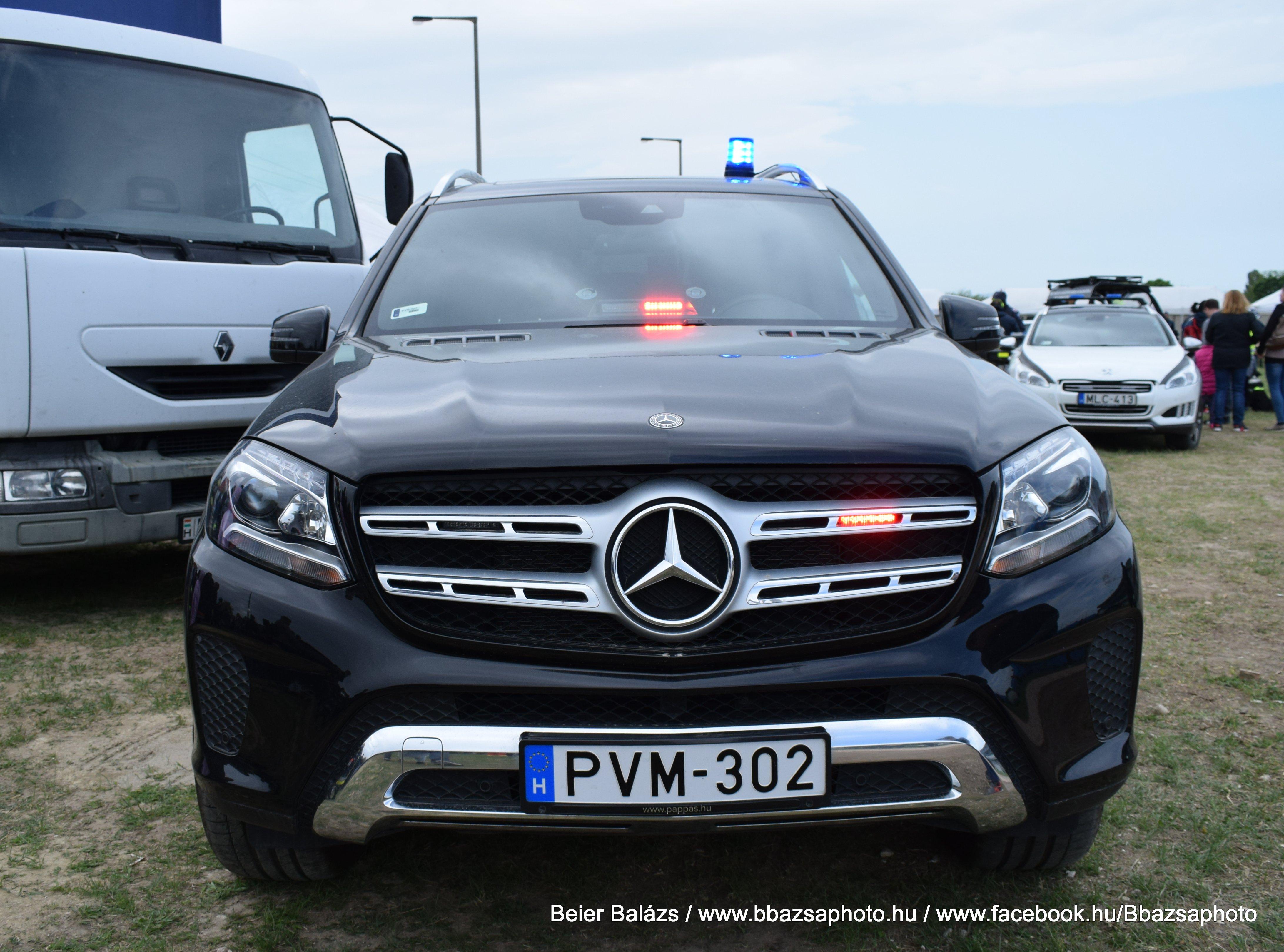 Mercedes M – Delegációs