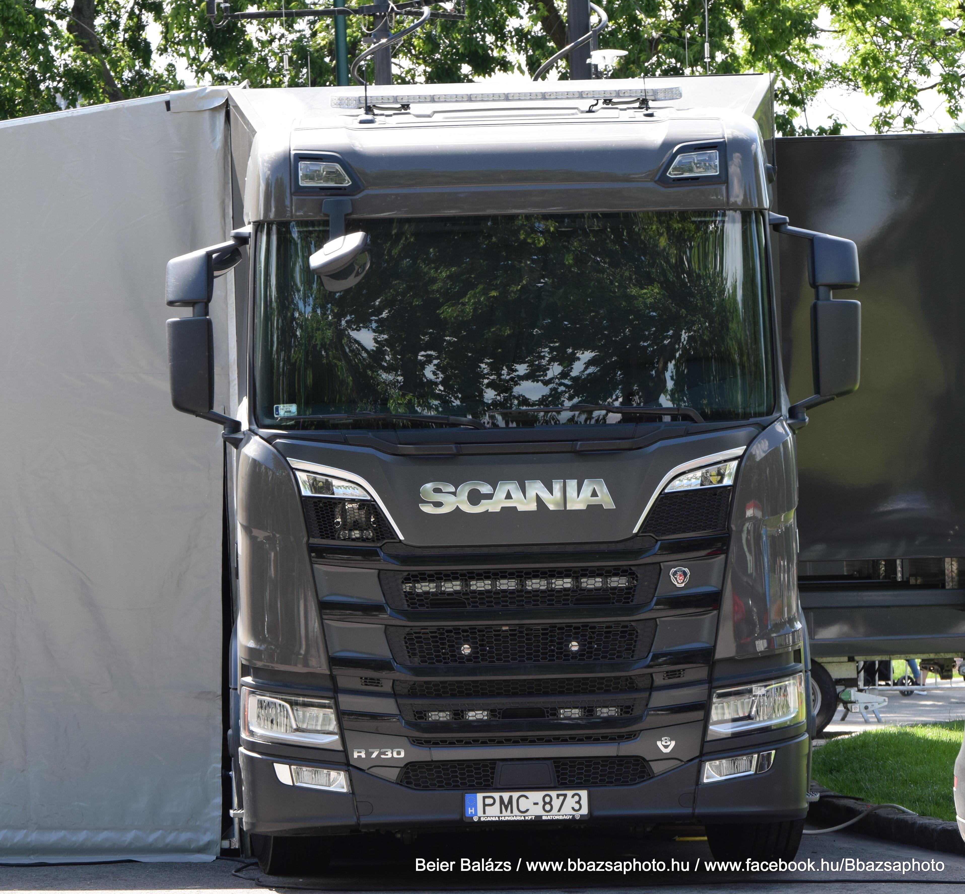 Scania R730 V8 – TEK – beta