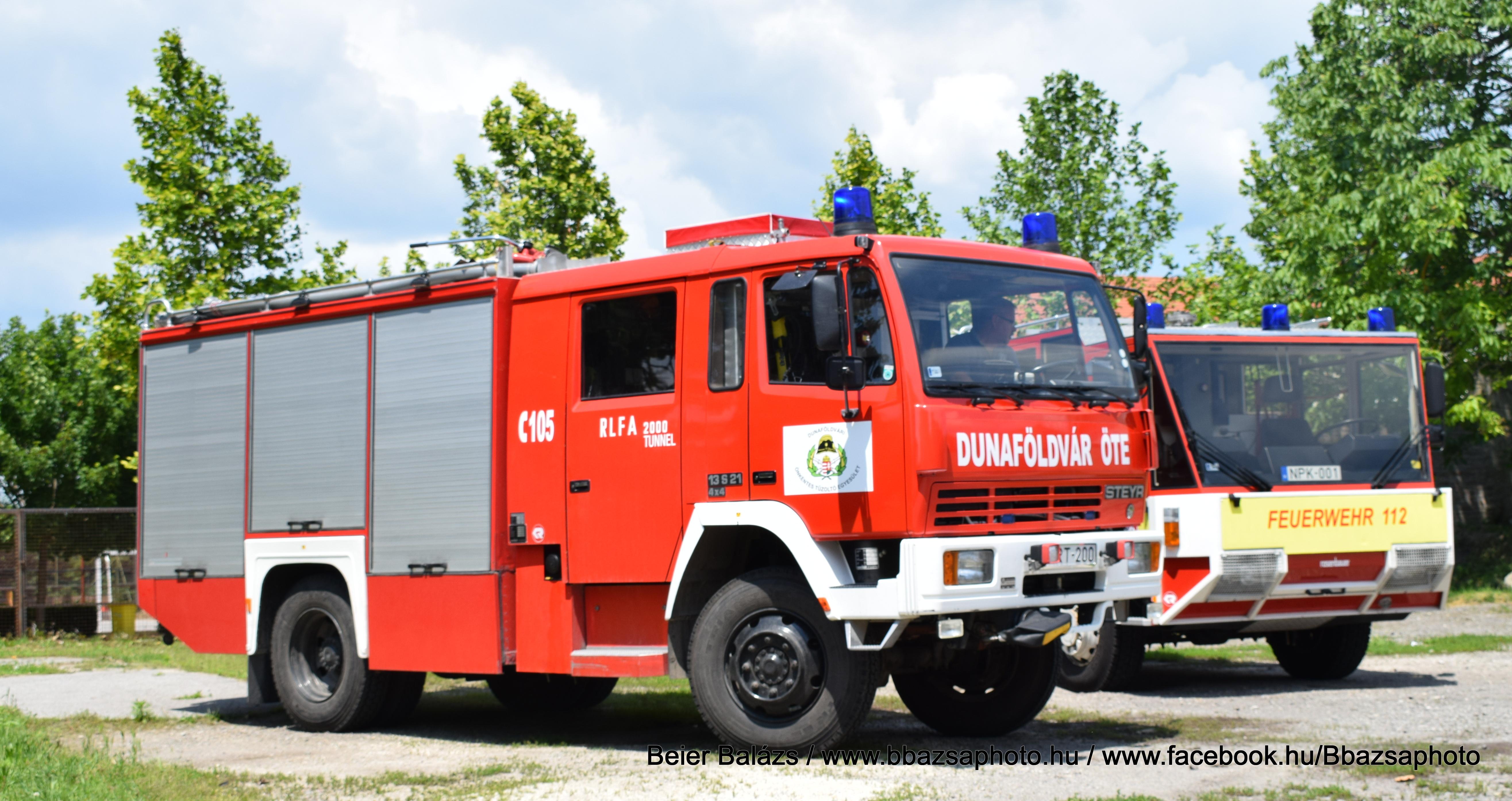 Steyr 13s23 – Dunaföldvári Önkéntes Tűzoltó Egyesület