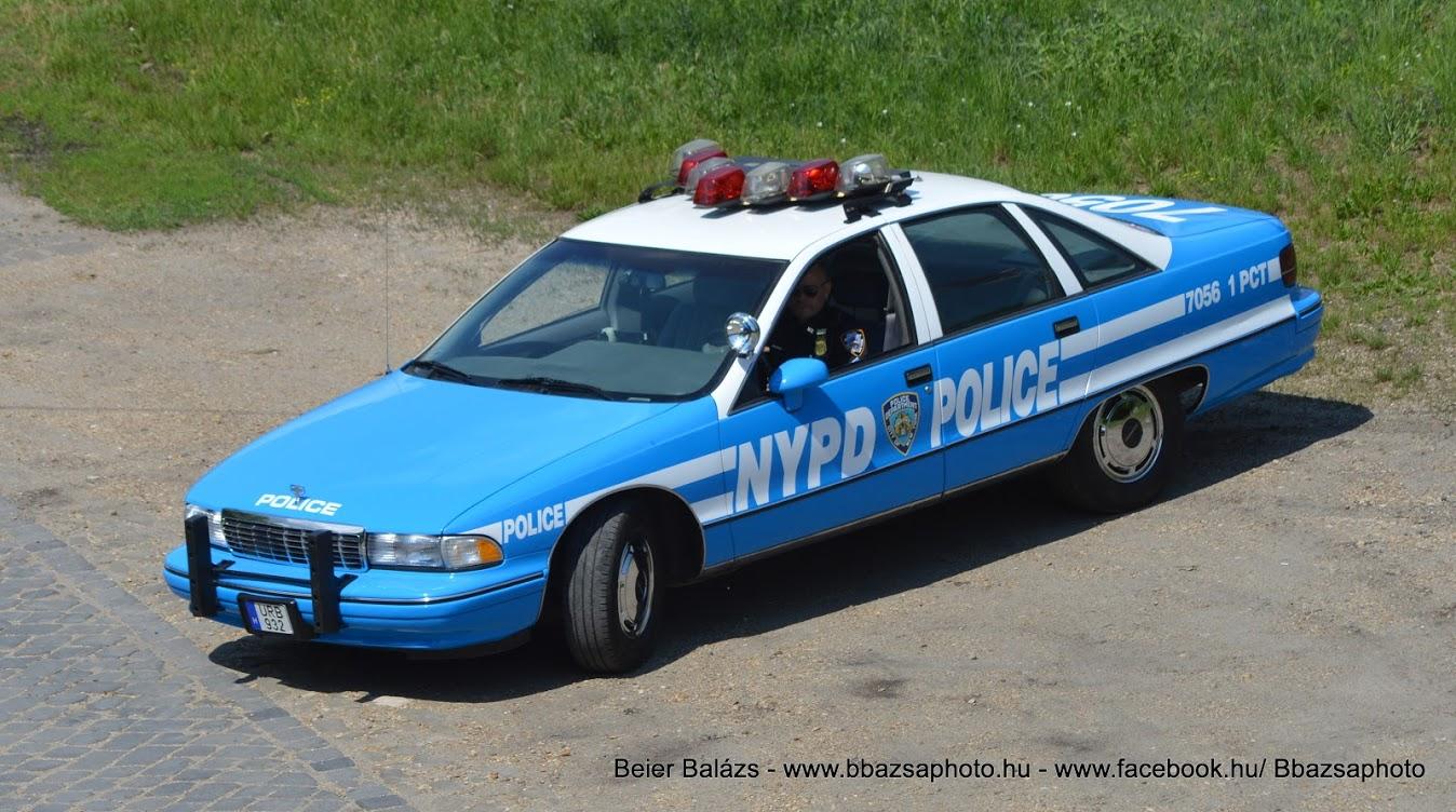Chevrolet Caprice NYPD