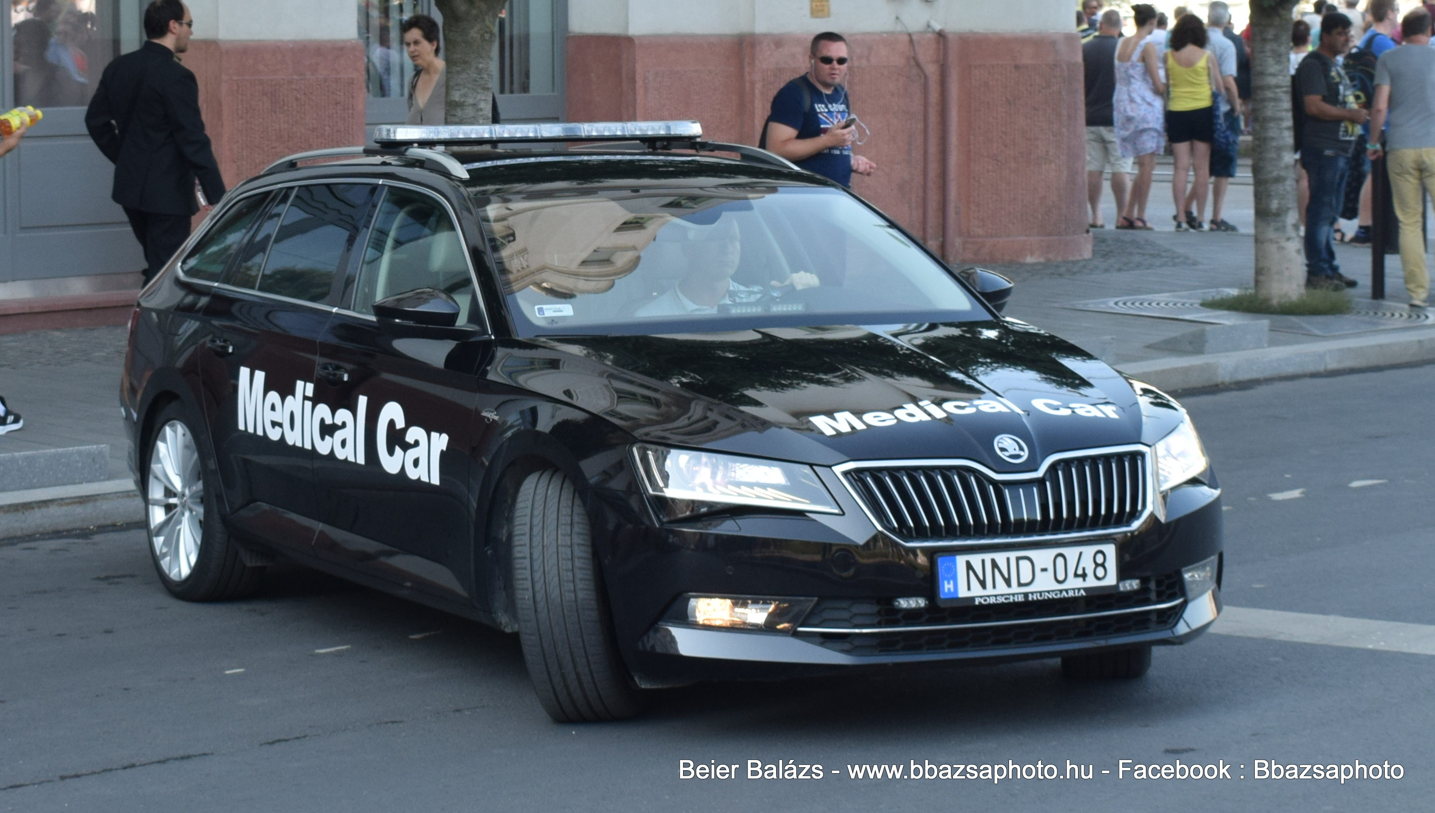 Skoda Superb – Hungaroring Sport zrt
