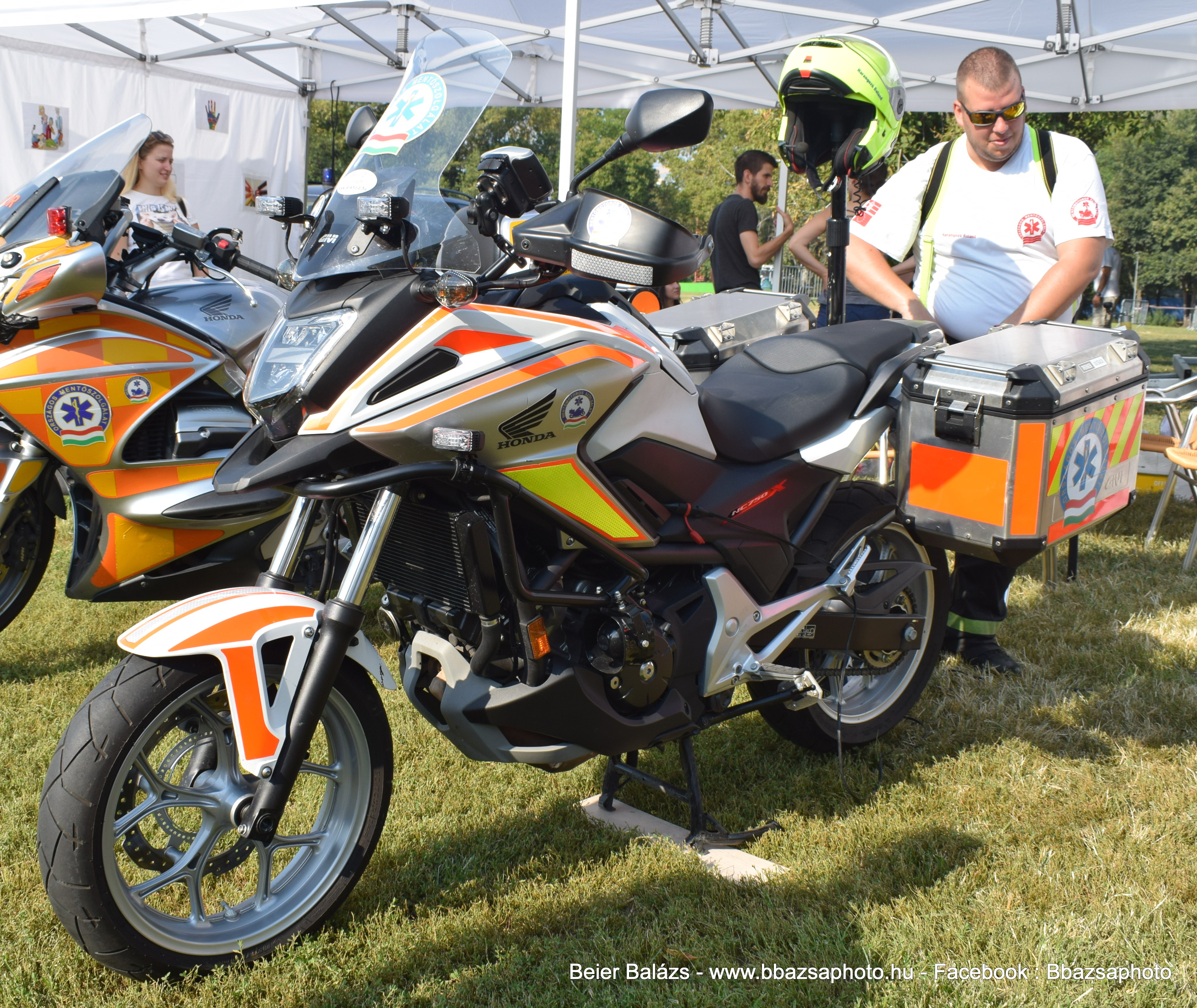 Honda NC750 – Mentőmotor