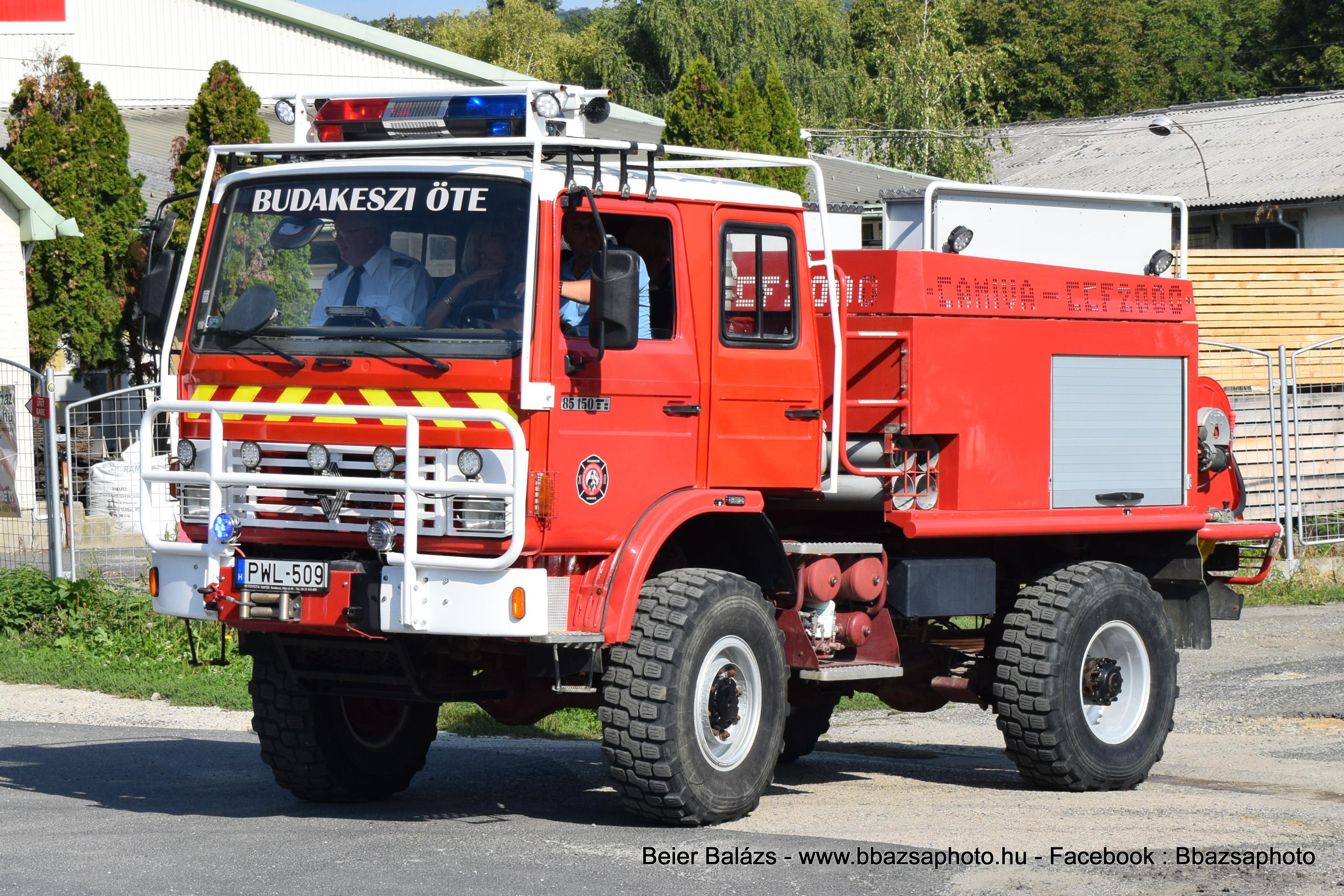 Renault 85 150 T1 Camiva CCF 2000 – Budakeszi ÖTE