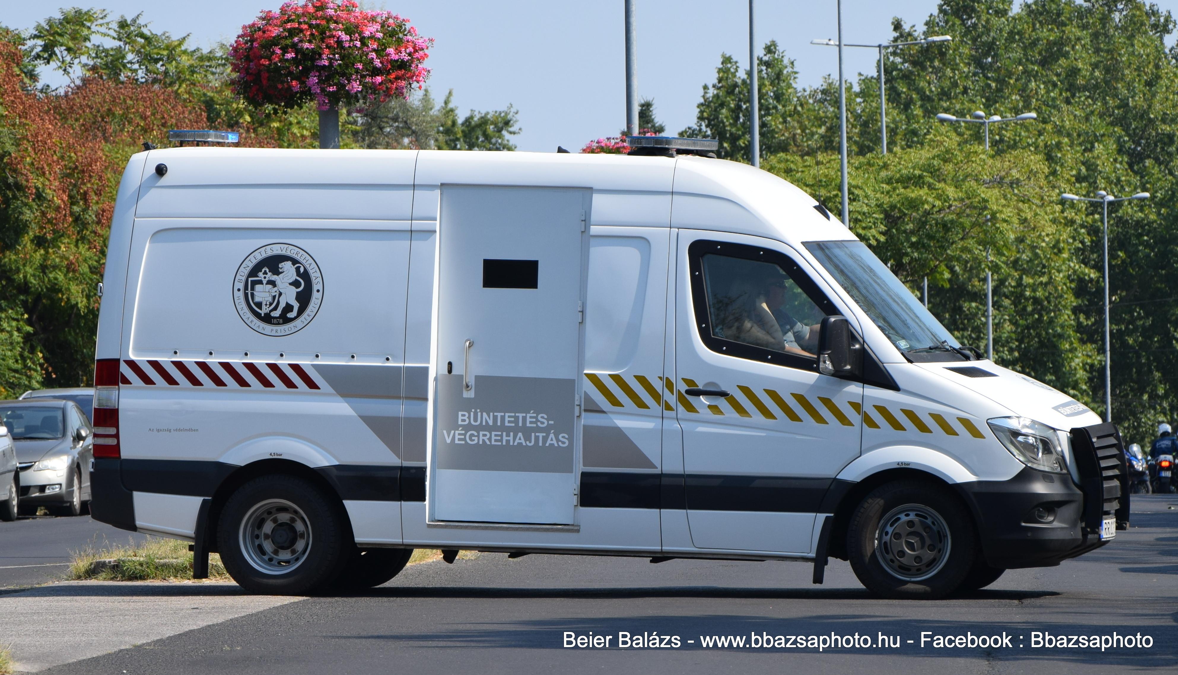 Mercedes Sprinter VIP matricás