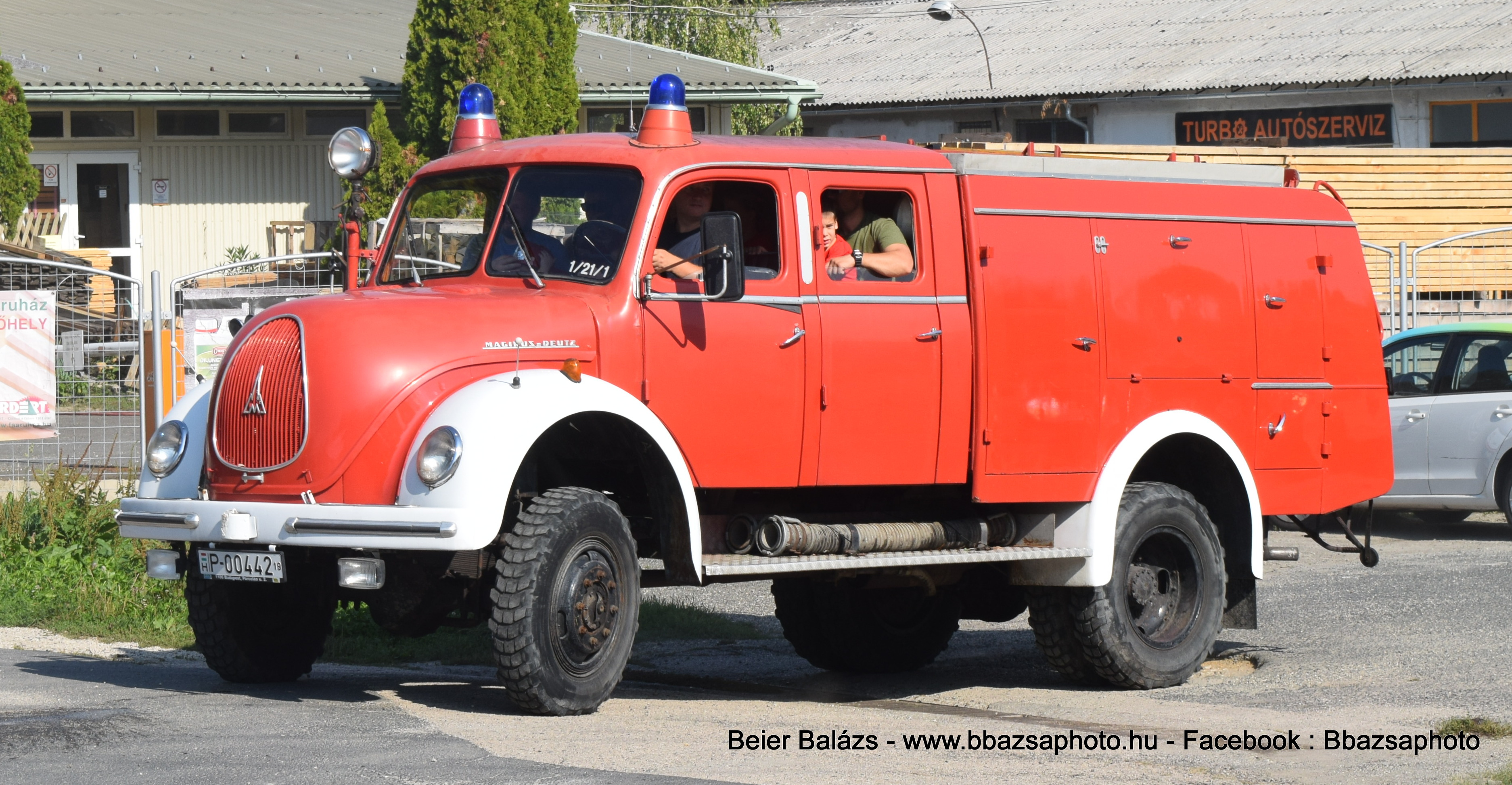 Magirus Deutz old timer