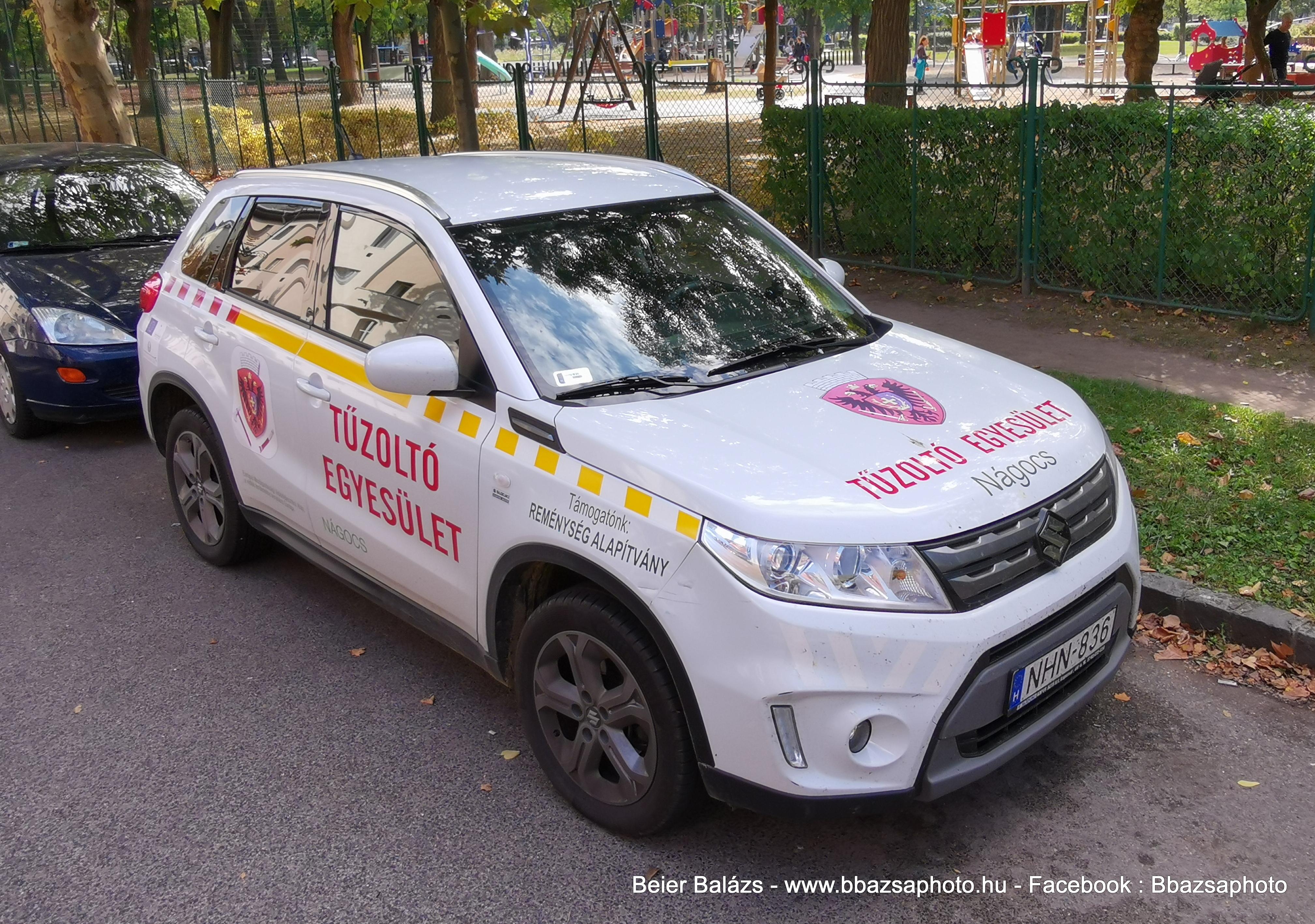 Suzuki Vitara – Nágocs ÖTE