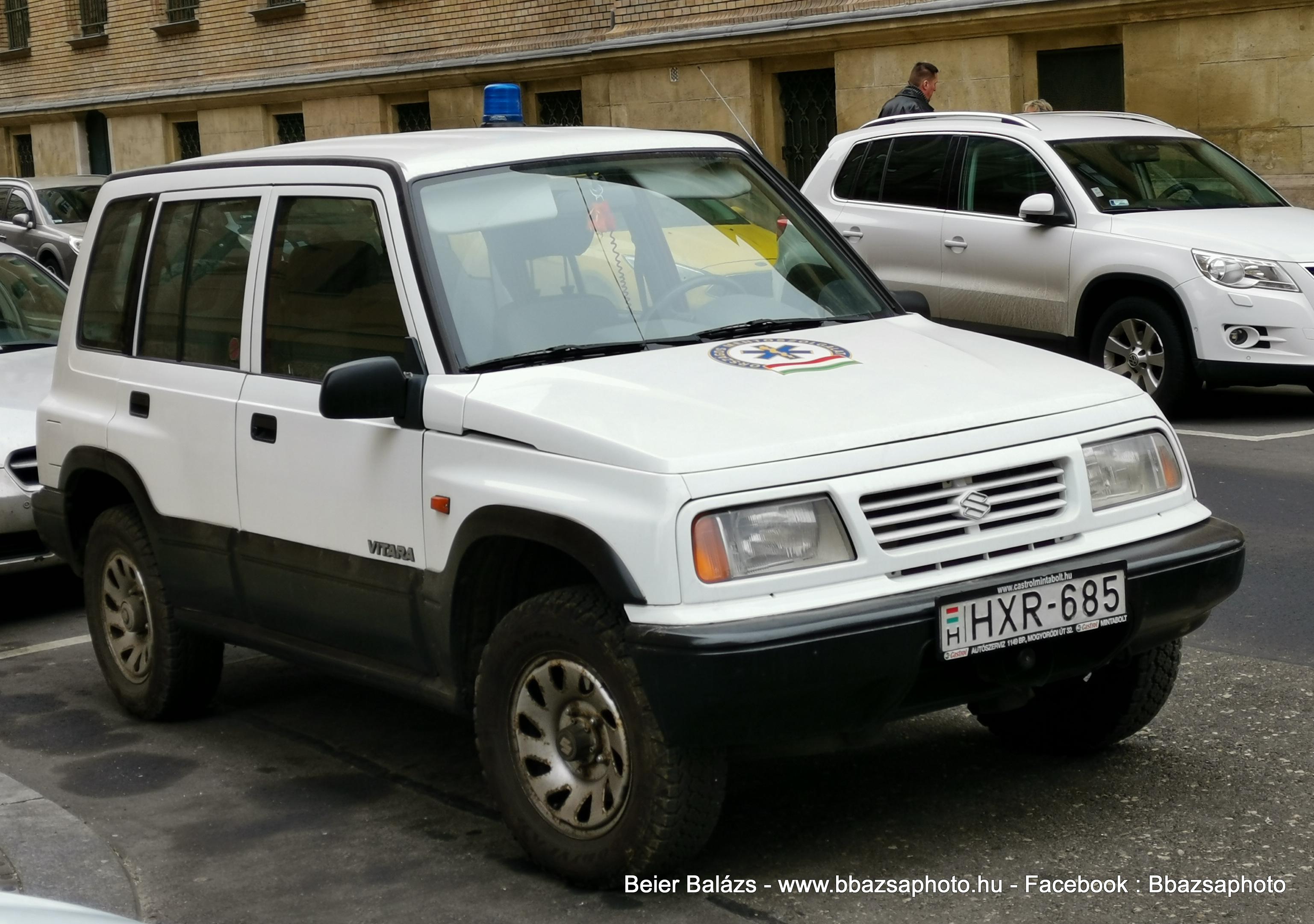 Suzuki Vitara – mobilkék