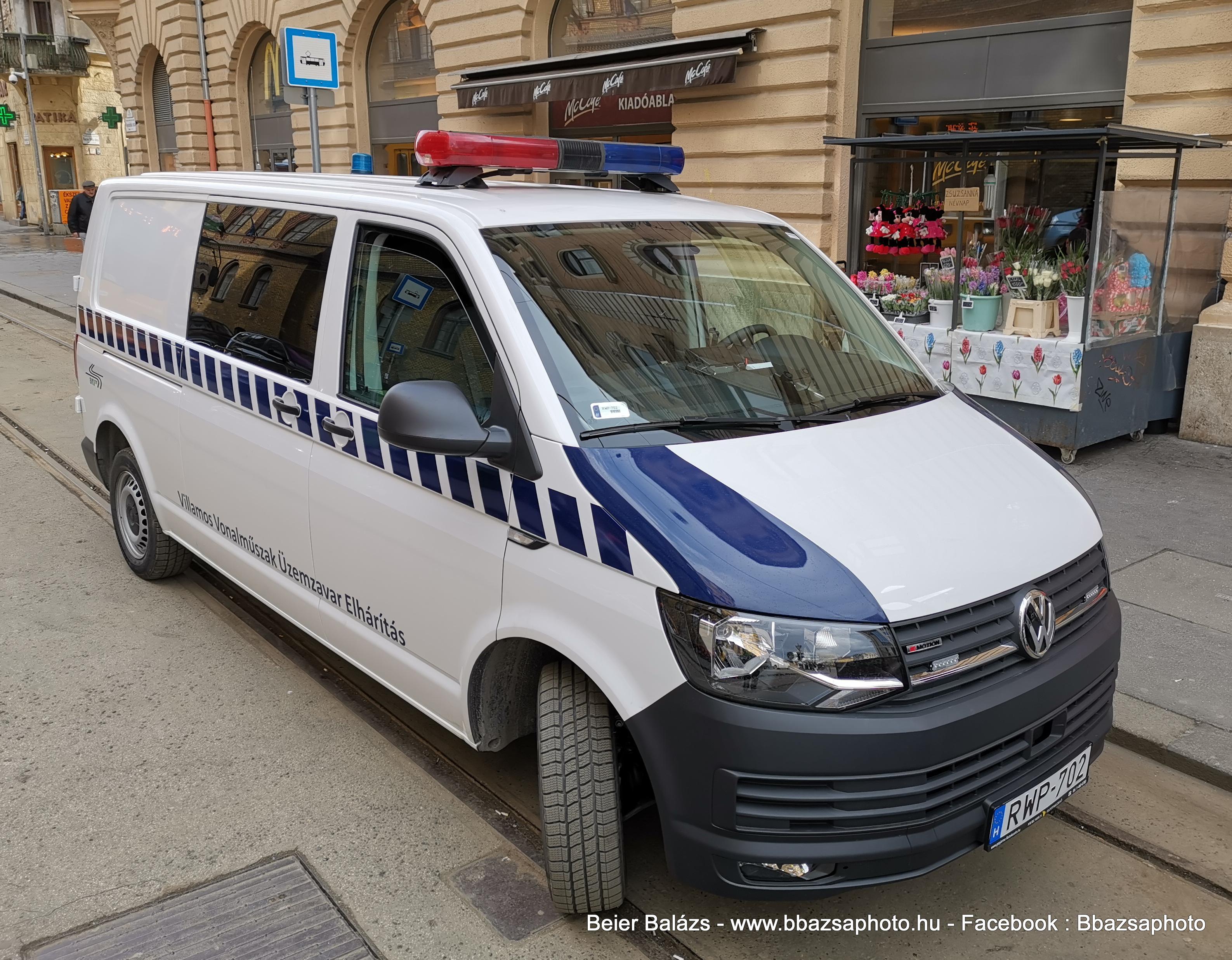 Volkswagen Transporter T6 – BKV