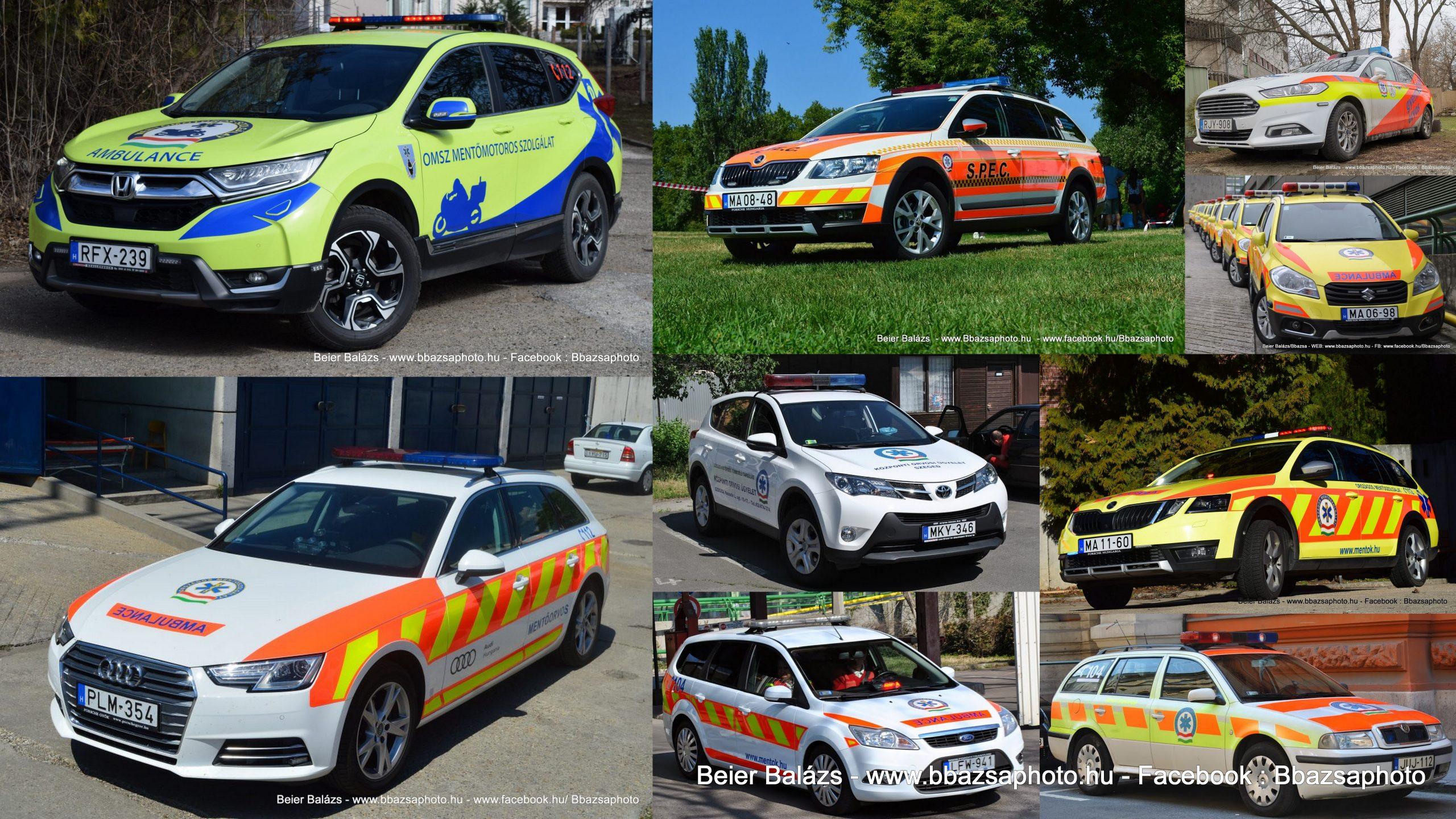 Típus lista – MOK / MTK autók.