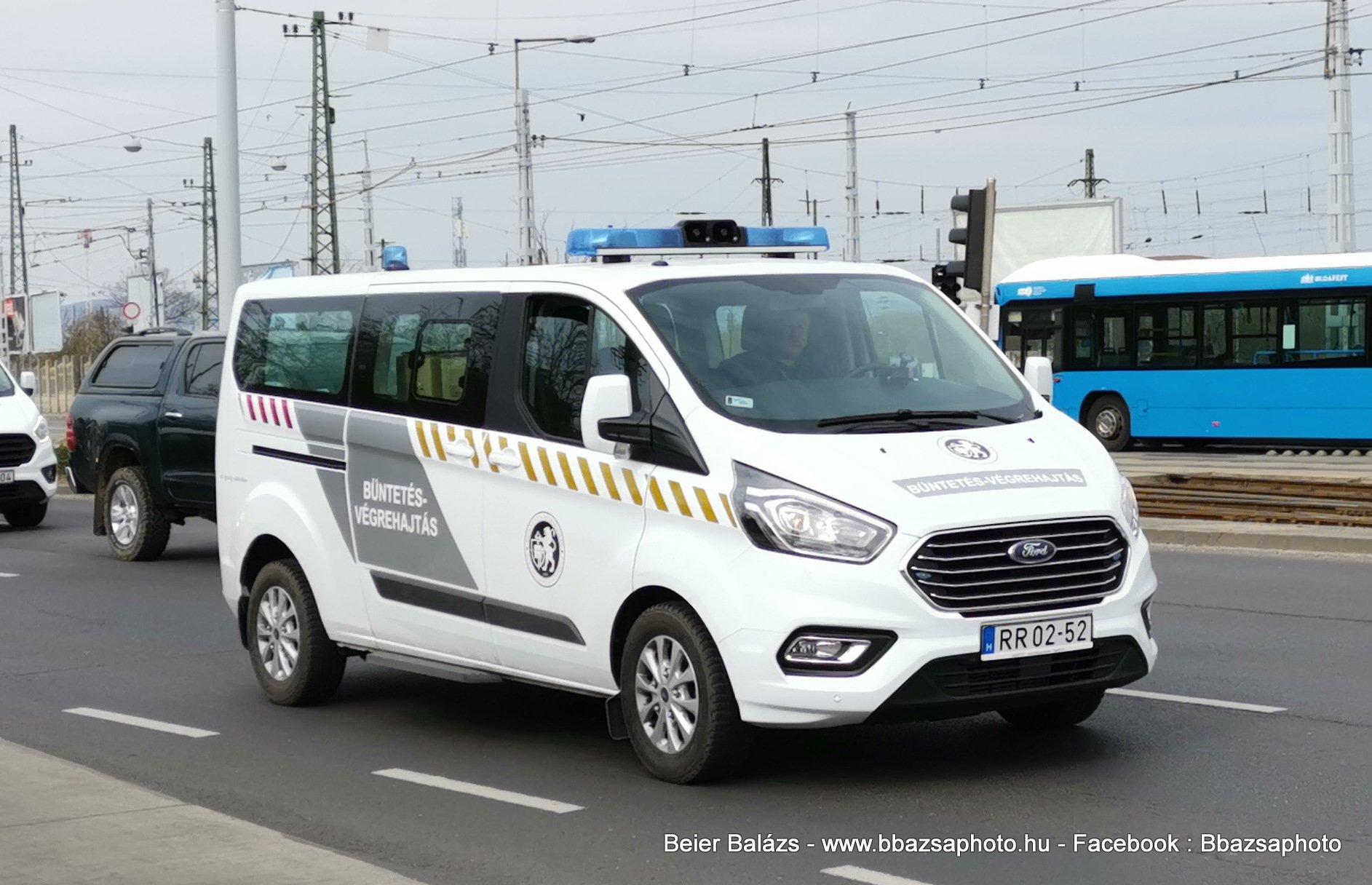Ford Transit Custom – BV
