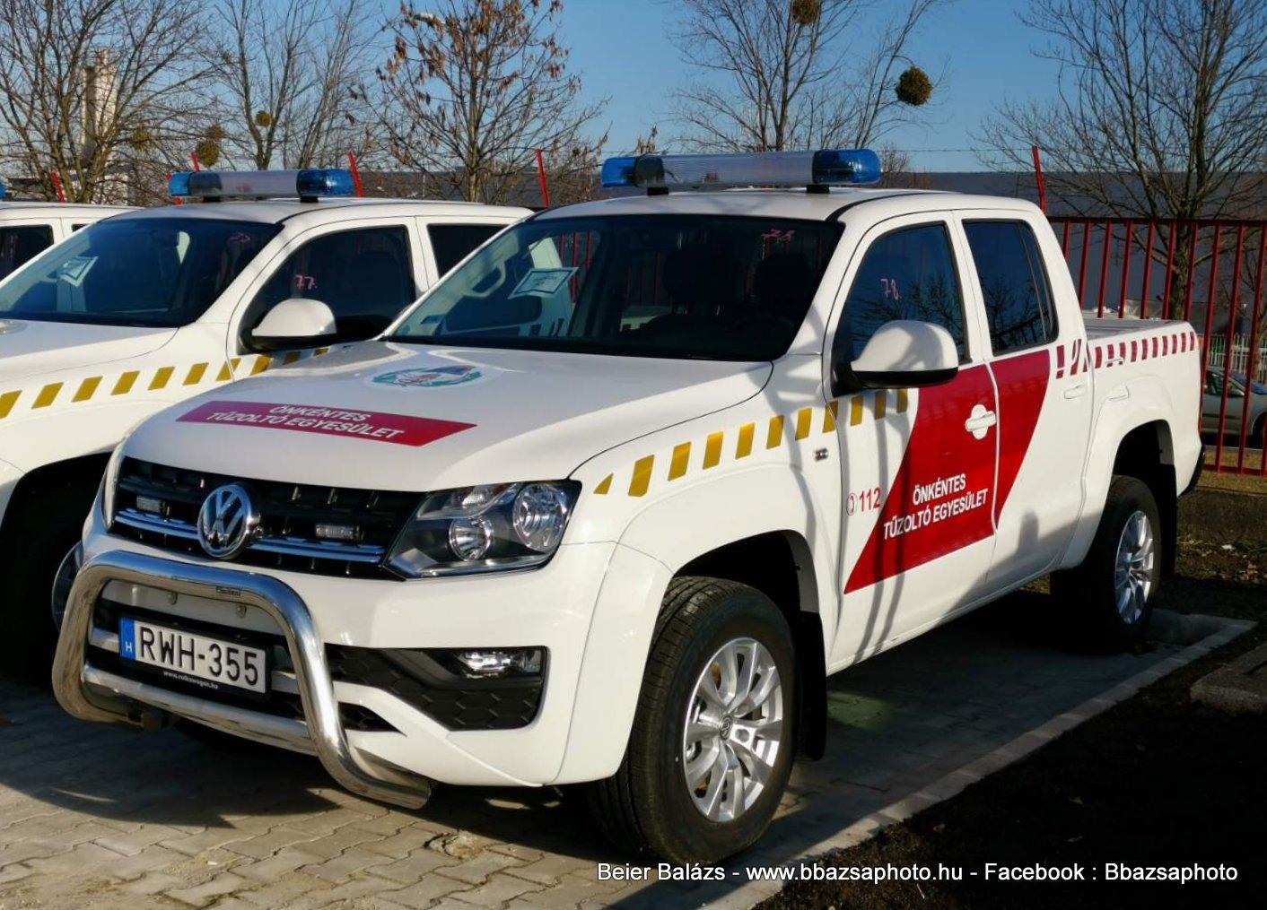 Volkswagen Amarok – OKF