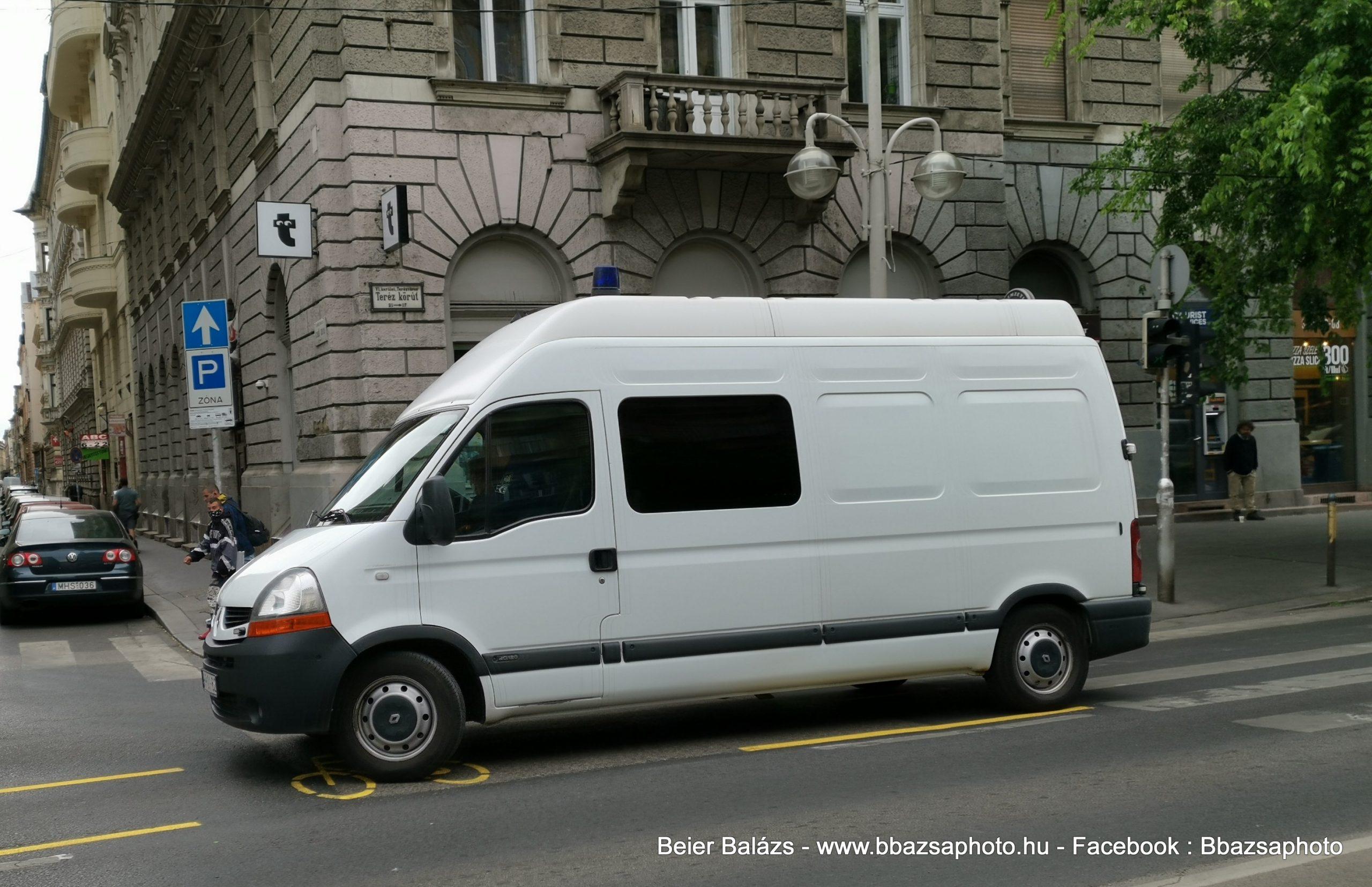 Renault Master – BV