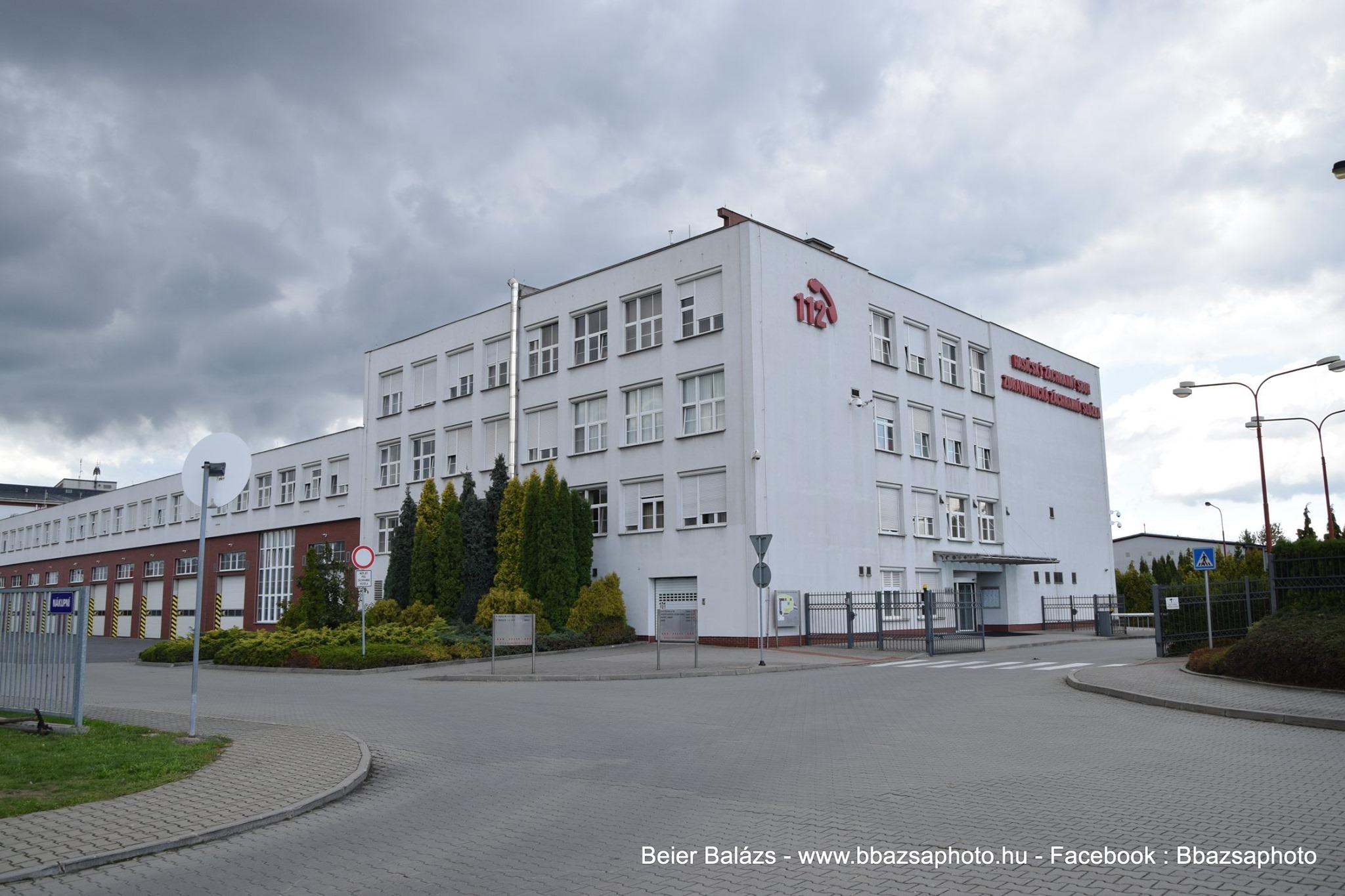Ostrava Tűzoltóság