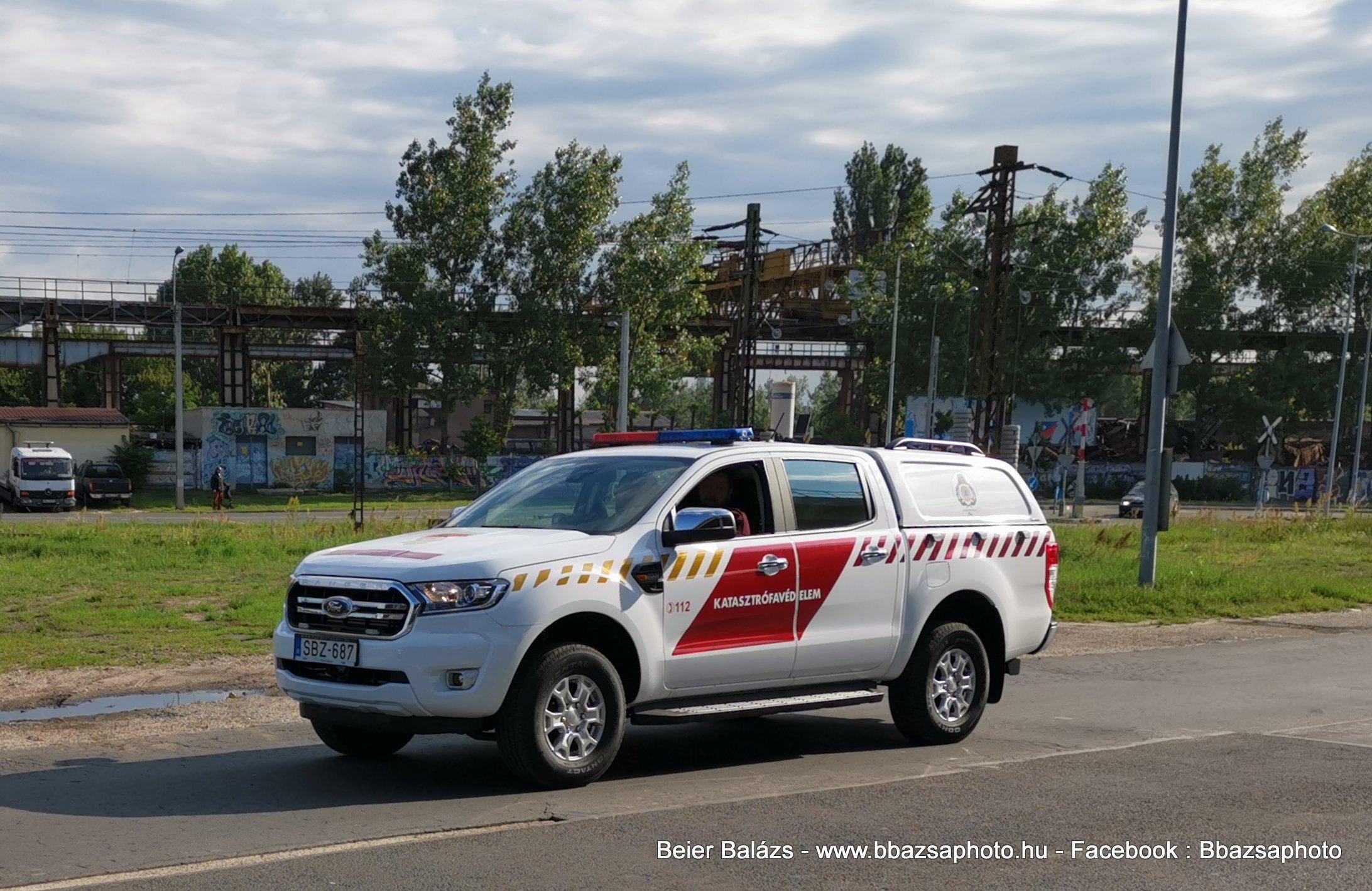 Ford Ranger – KMSZ 2020